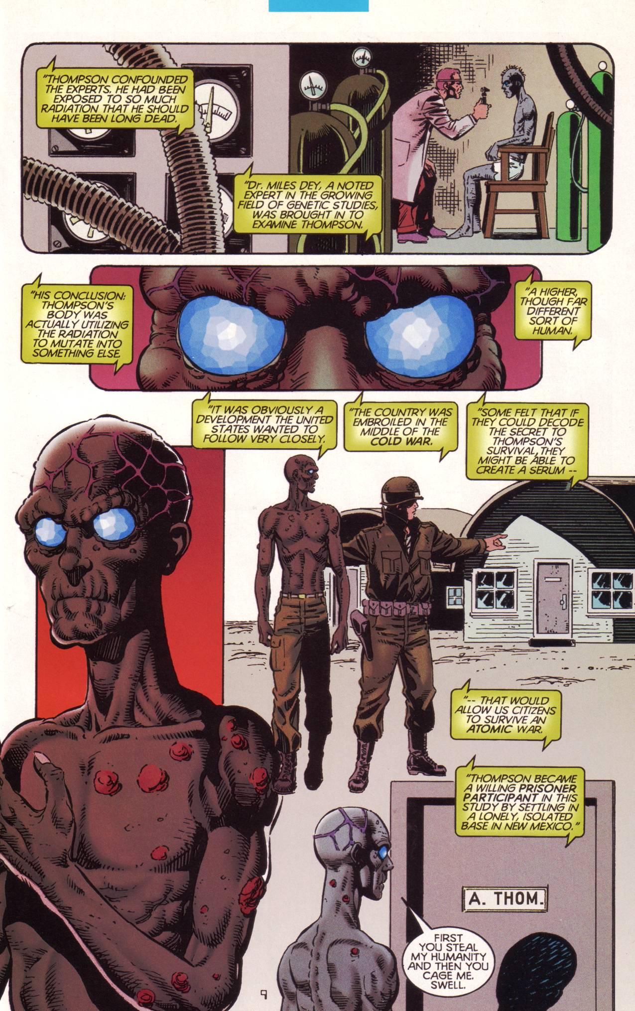 Read online Tangent Comics/ The Atom comic -  Issue # Full - 10