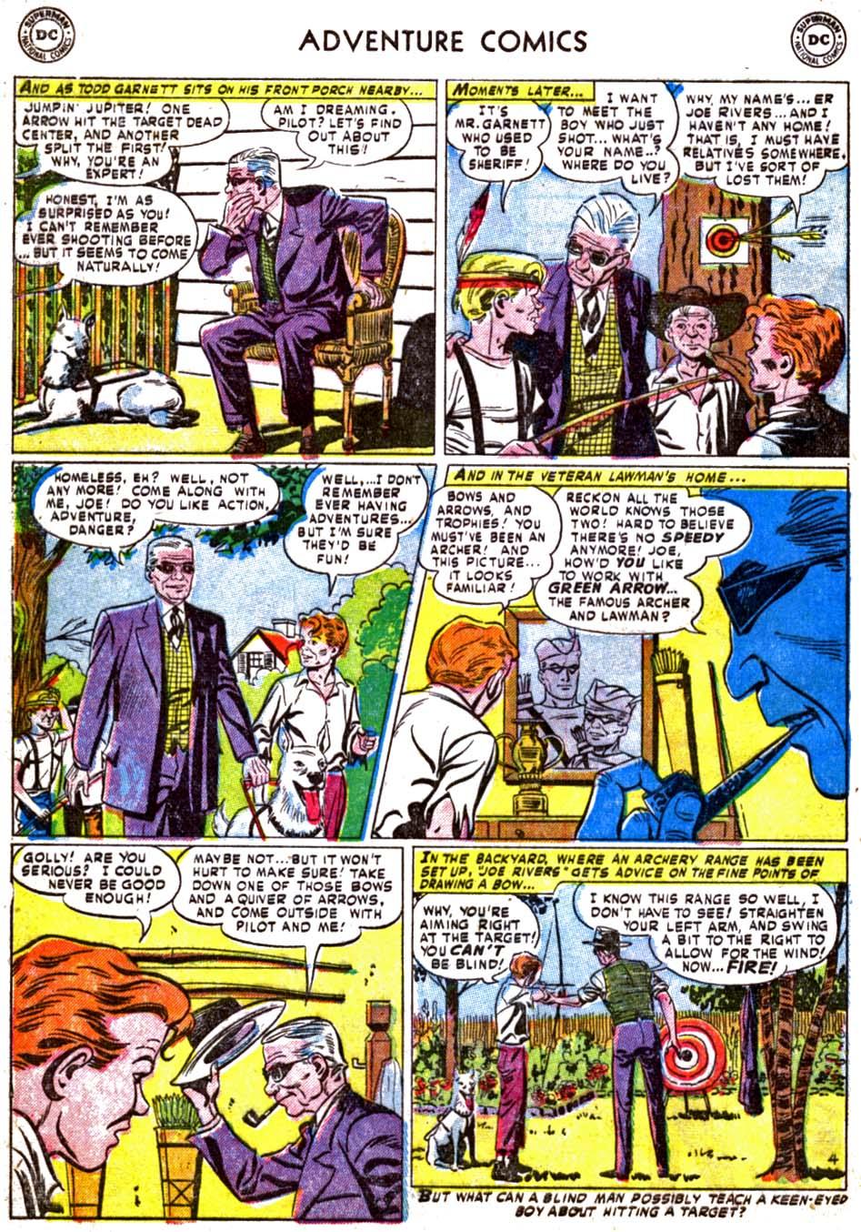 Read online Adventure Comics (1938) comic -  Issue #179 - 38