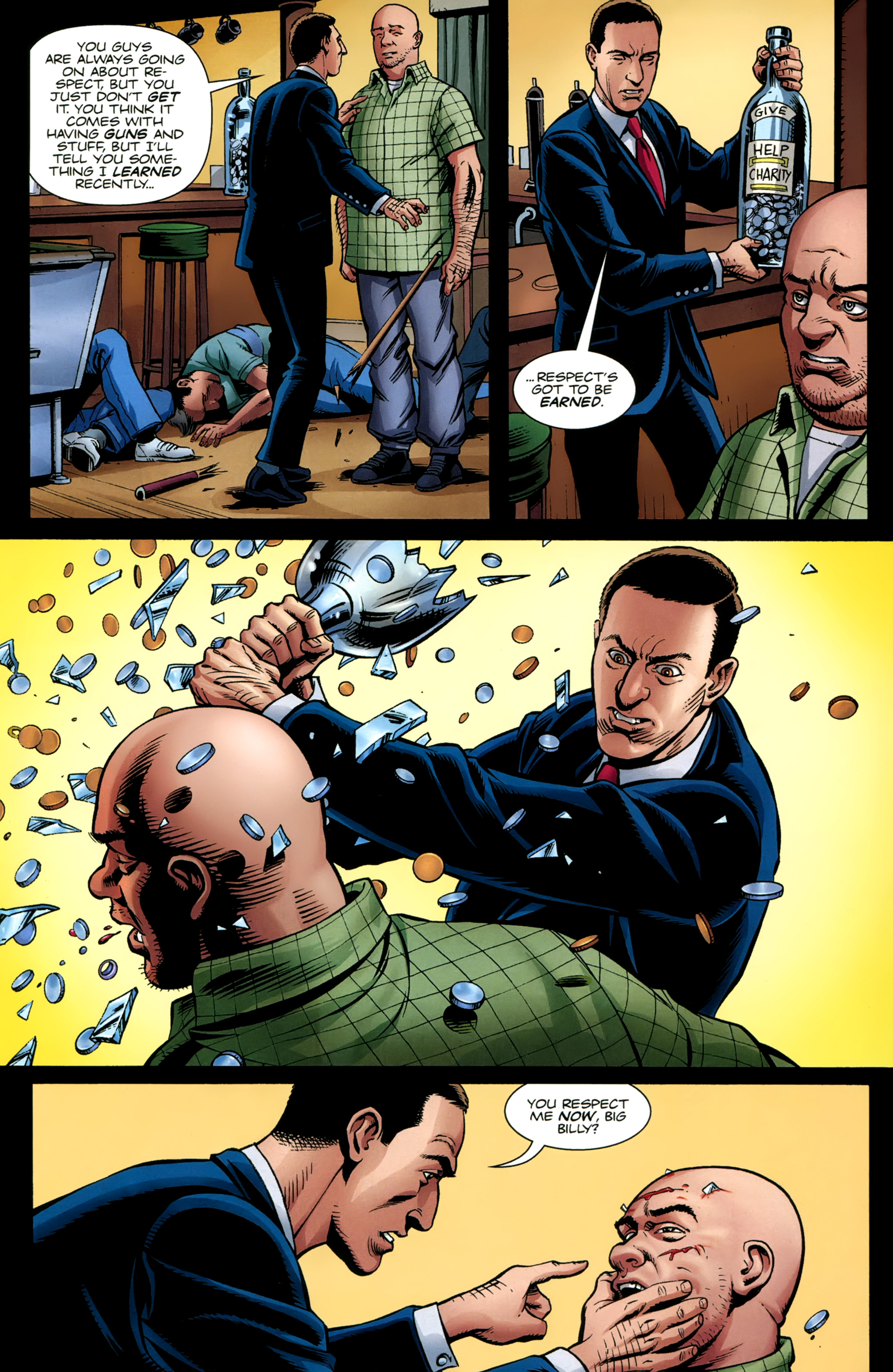 Read online Secret Service comic -  Issue #5 - 8
