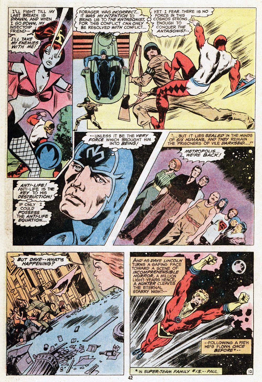 Read online Adventure Comics (1938) comic -  Issue #459 - 42