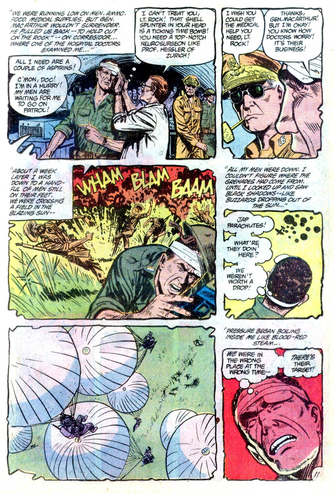 Sgt. Rock issue Annual 2 - Page 13