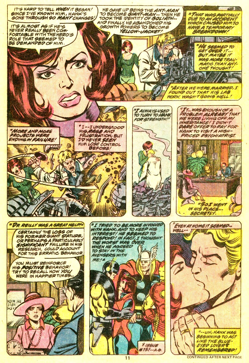 The Avengers (1963) 161 Page 7