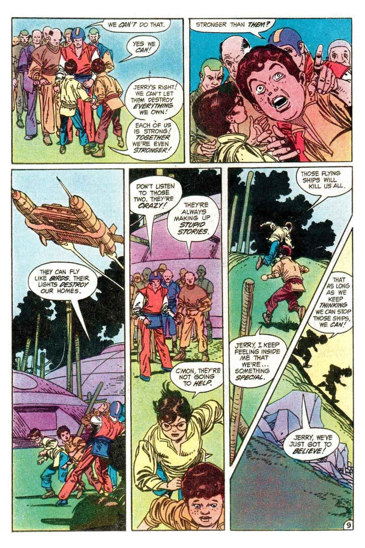 Action Comics (1938) 554 Page 9