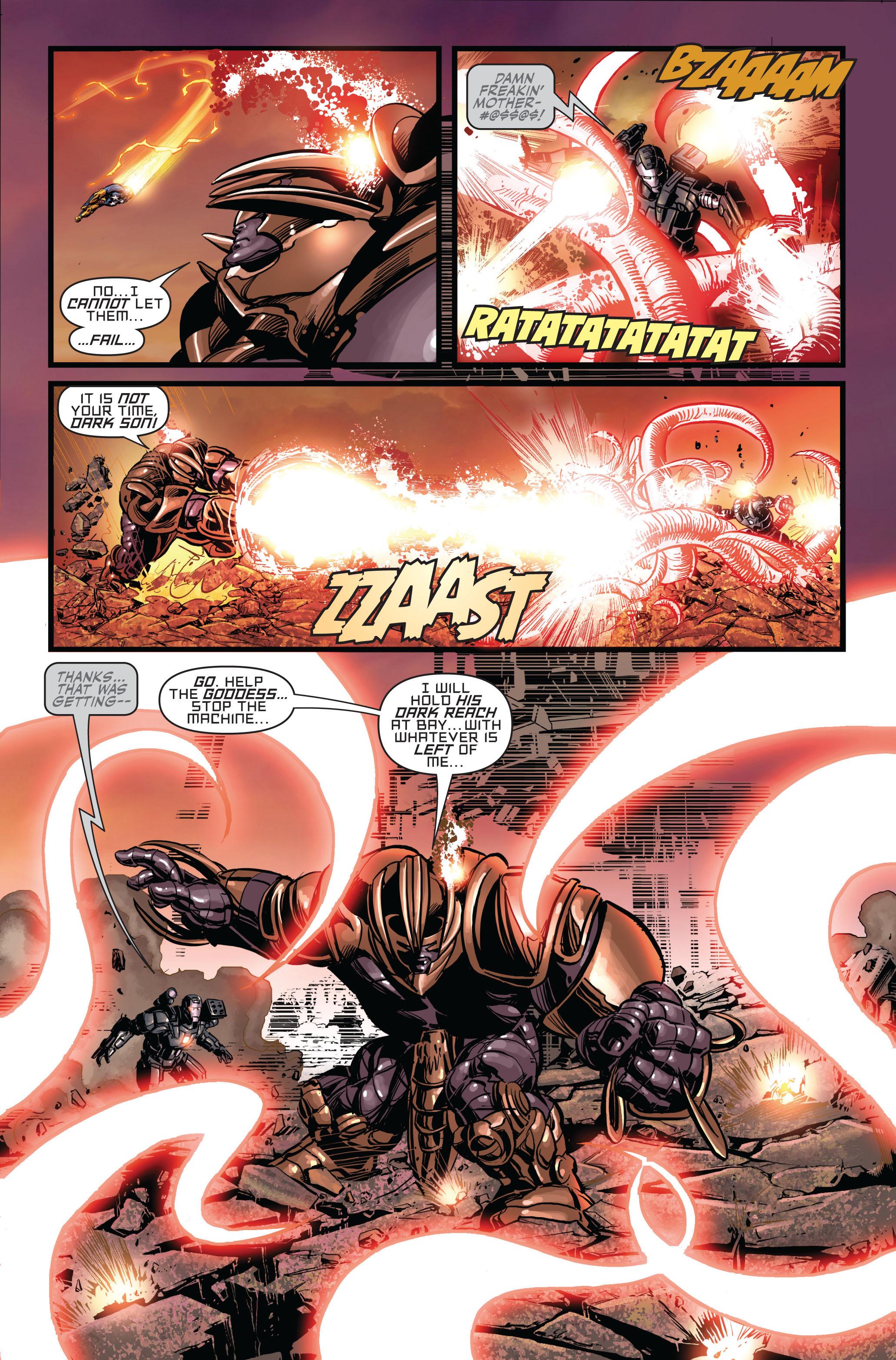 Read online Secret Avengers (2010) comic -  Issue #4 - 16