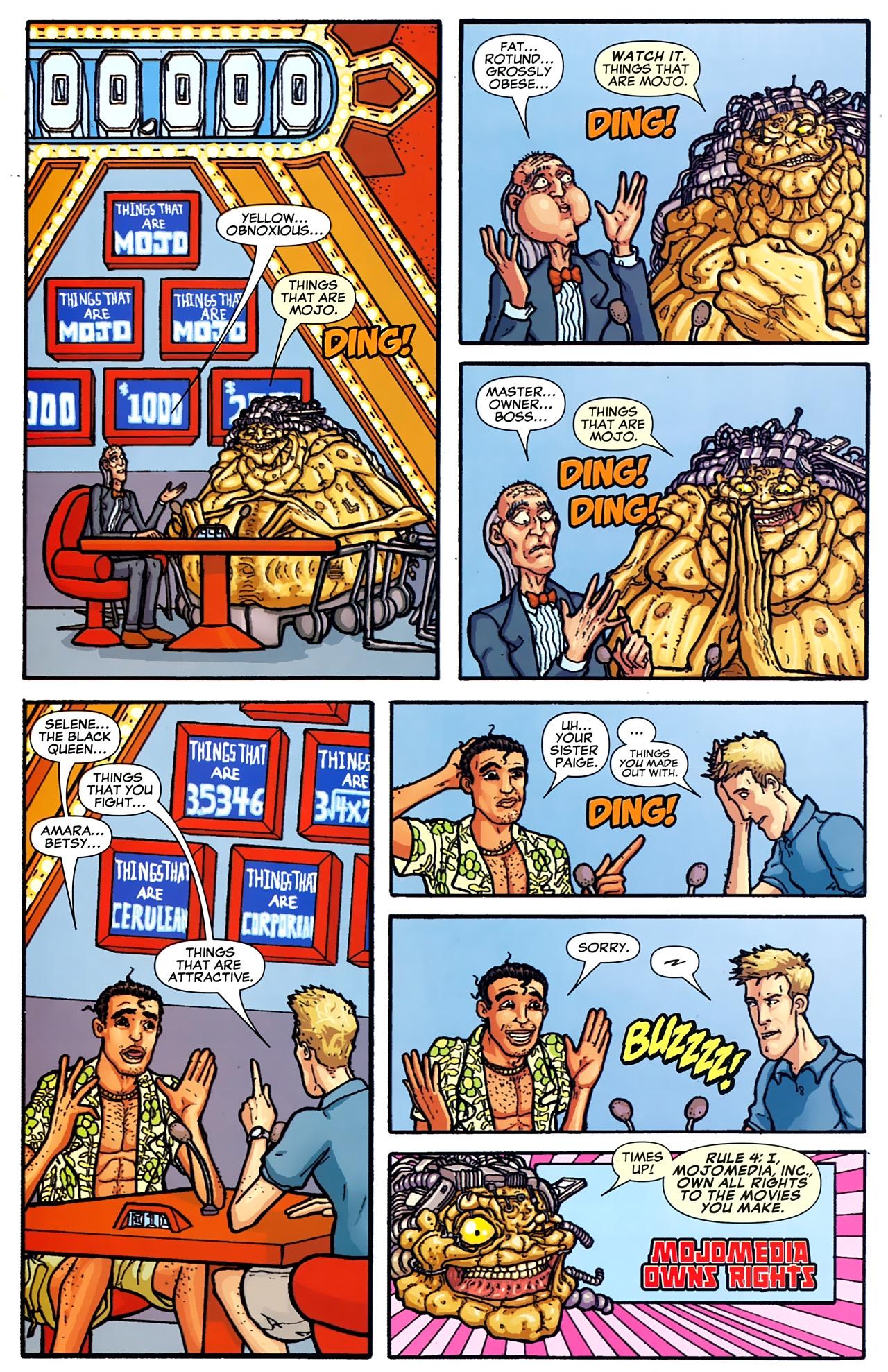 Read online Astonishing Tales (2009) comic -  Issue #2 - 32