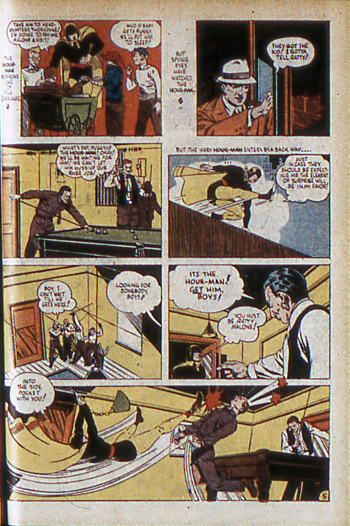 Read online Adventure Comics (1938) comic -  Issue #60 - 8