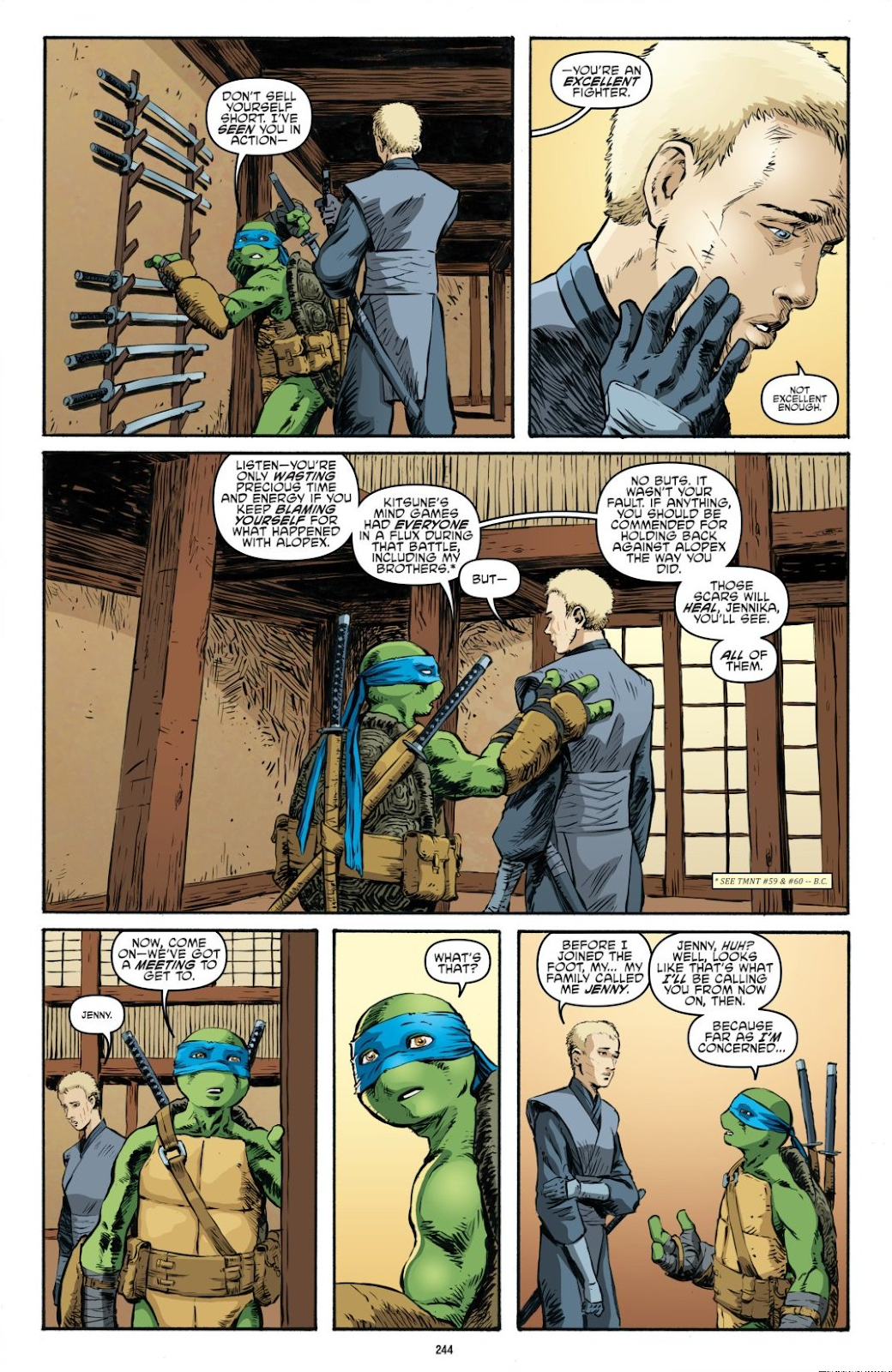 Read online Teenage Mutant Ninja Turtles: The IDW Collection comic -  Issue # TPB 7 (Part 3) - 36
