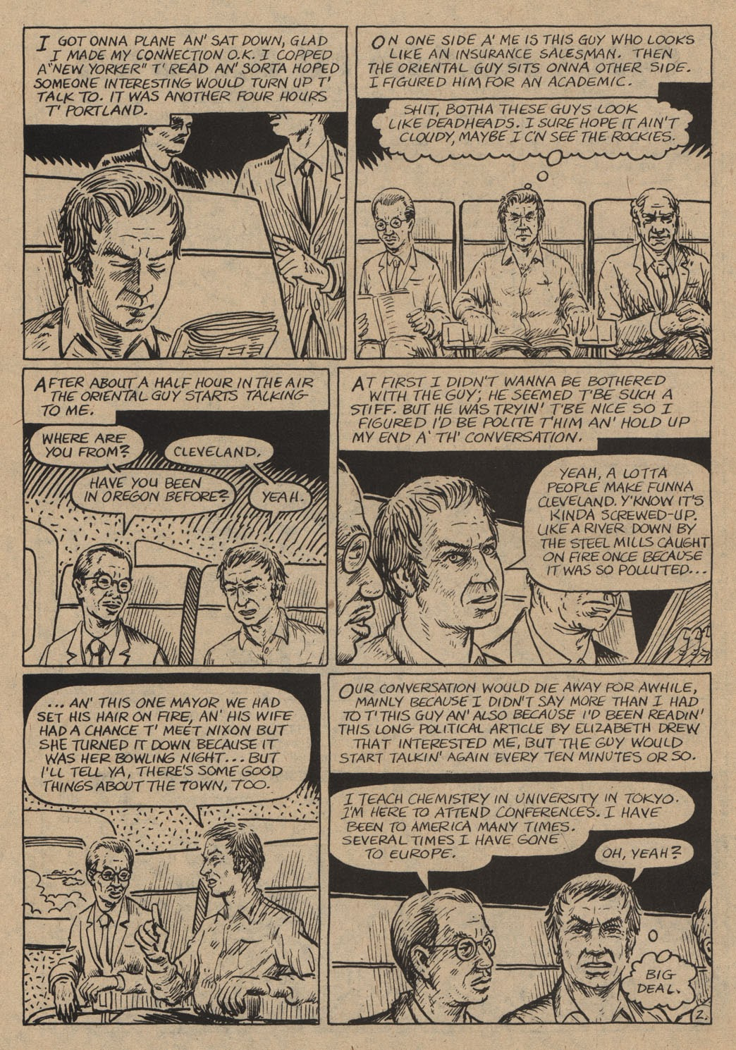 American Splendor (1976) issue 6 - Page 43