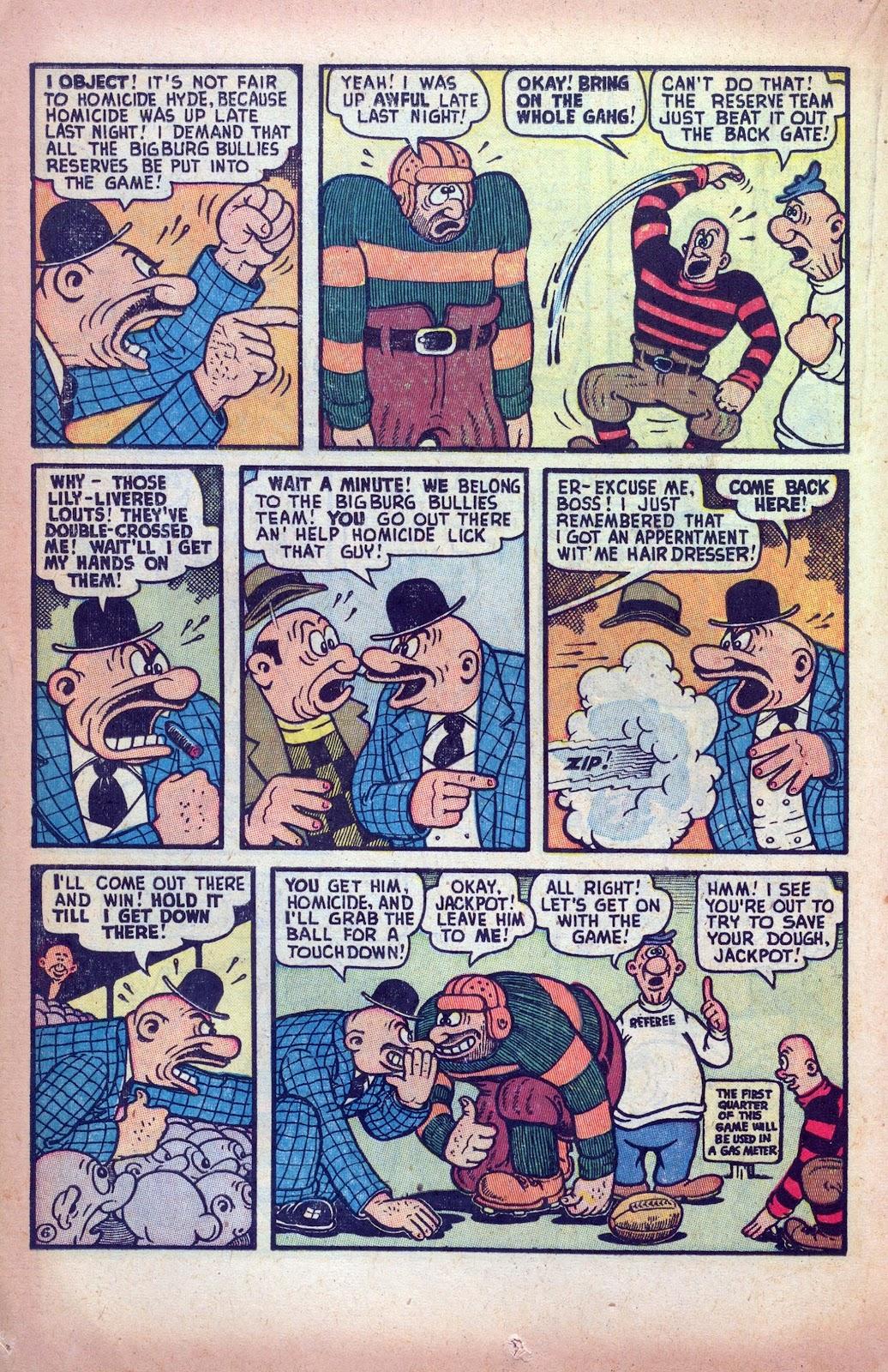 Read online Joker Comics comic -  Issue #27 - 26