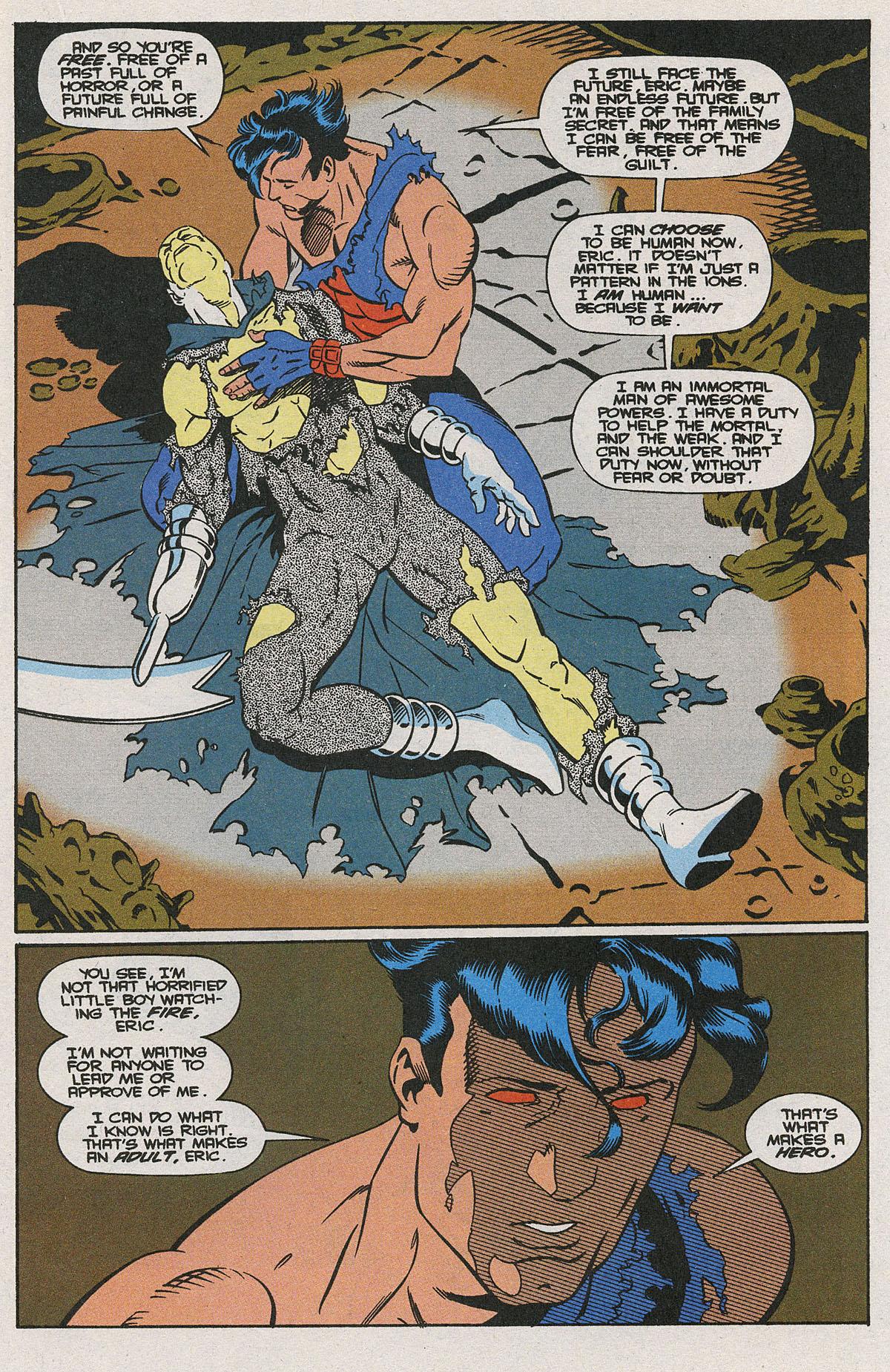 Read online Wonder Man (1991) comic -  Issue #25 - 29