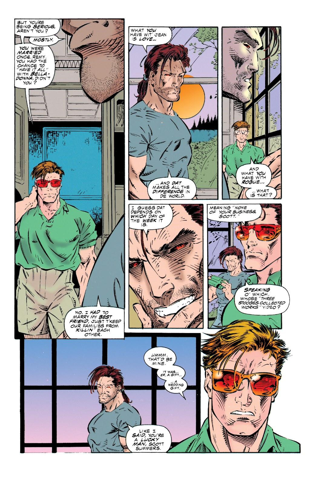 Uncanny X-Men (1963) issue 318 - Page 21