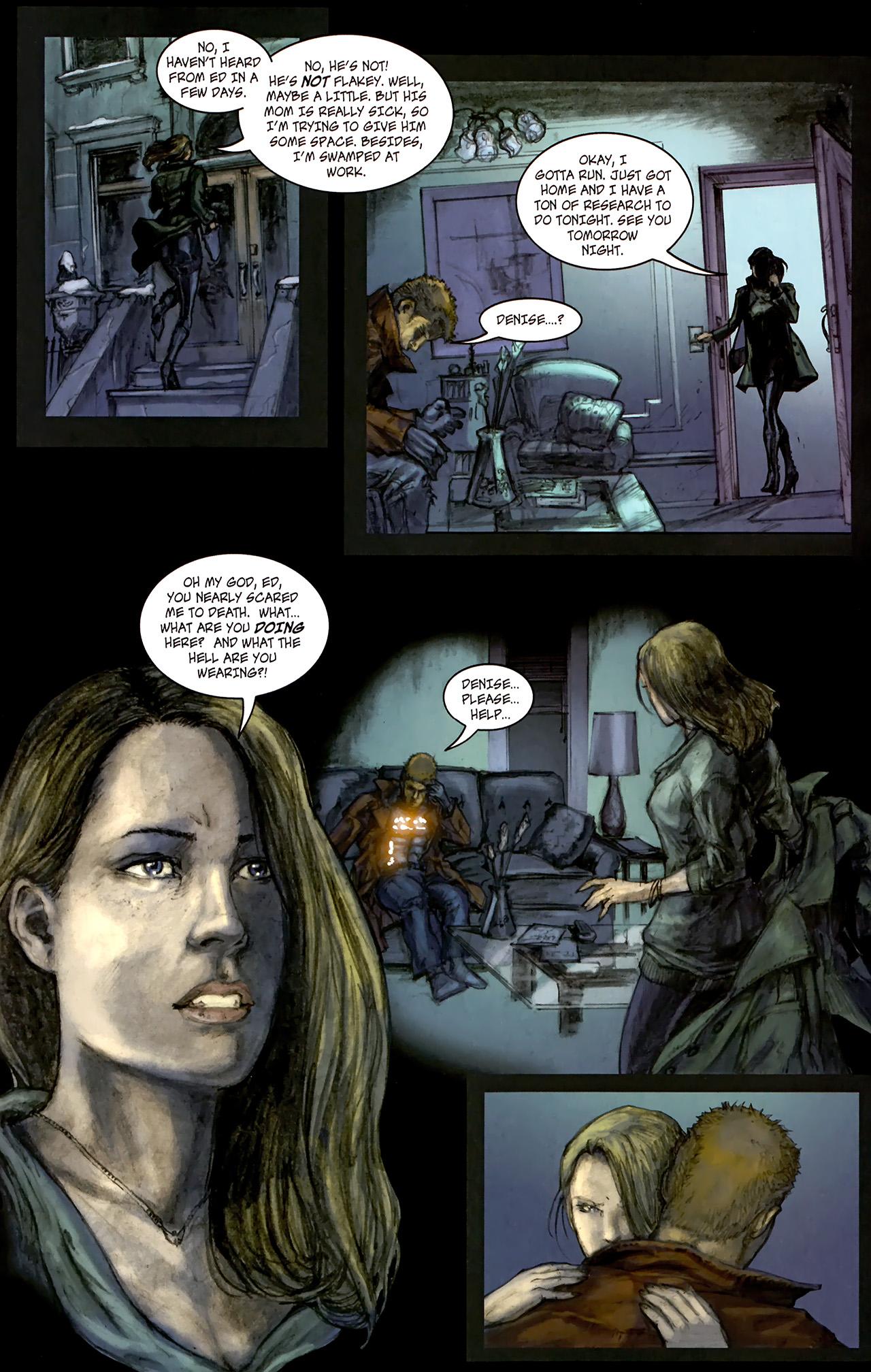 Read online Phoenix comic -  Issue #1 - 19