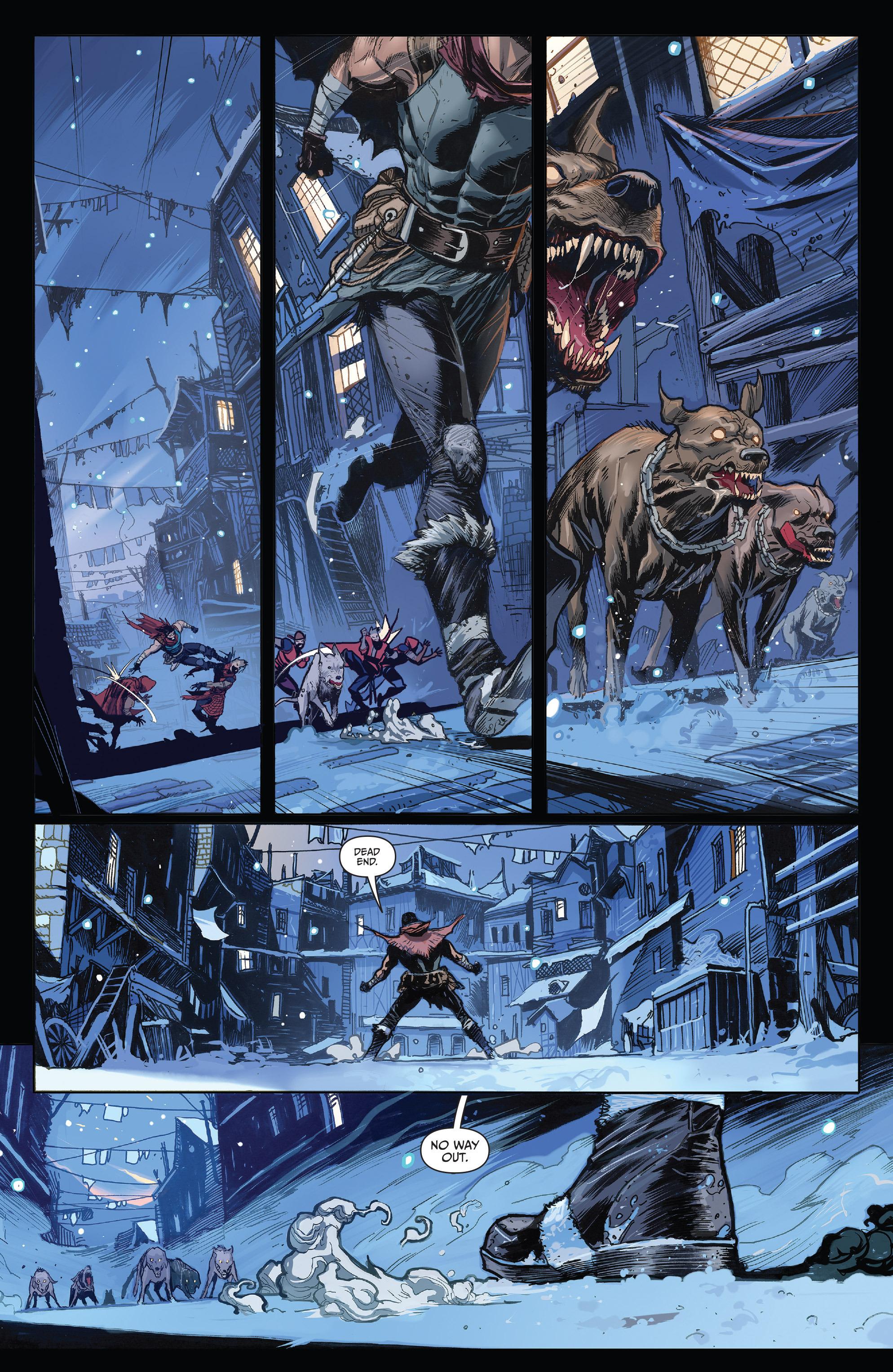 Read online Klaus comic -  Issue #3 - 3