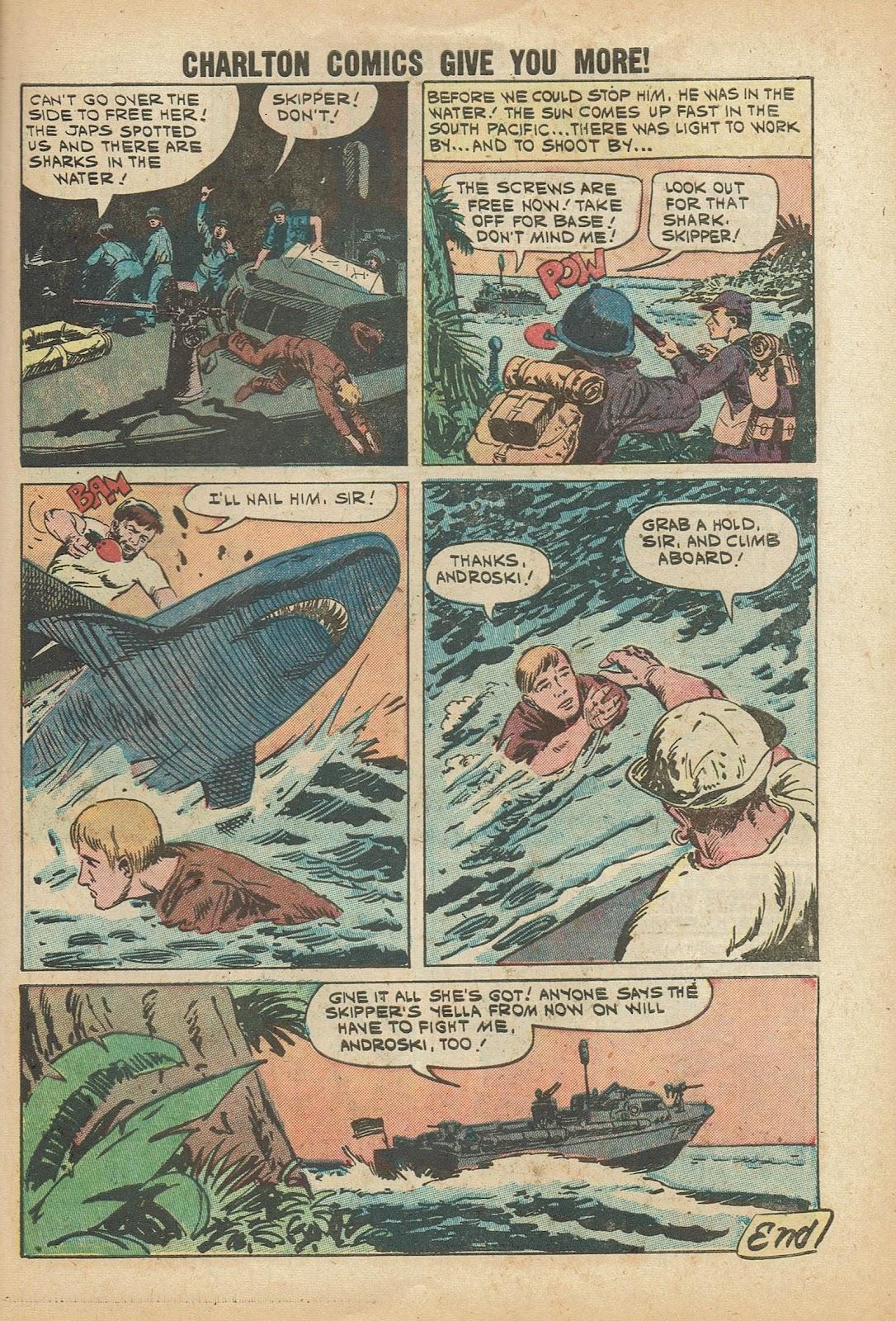 Read online Fightin' Navy comic -  Issue #97 - 27