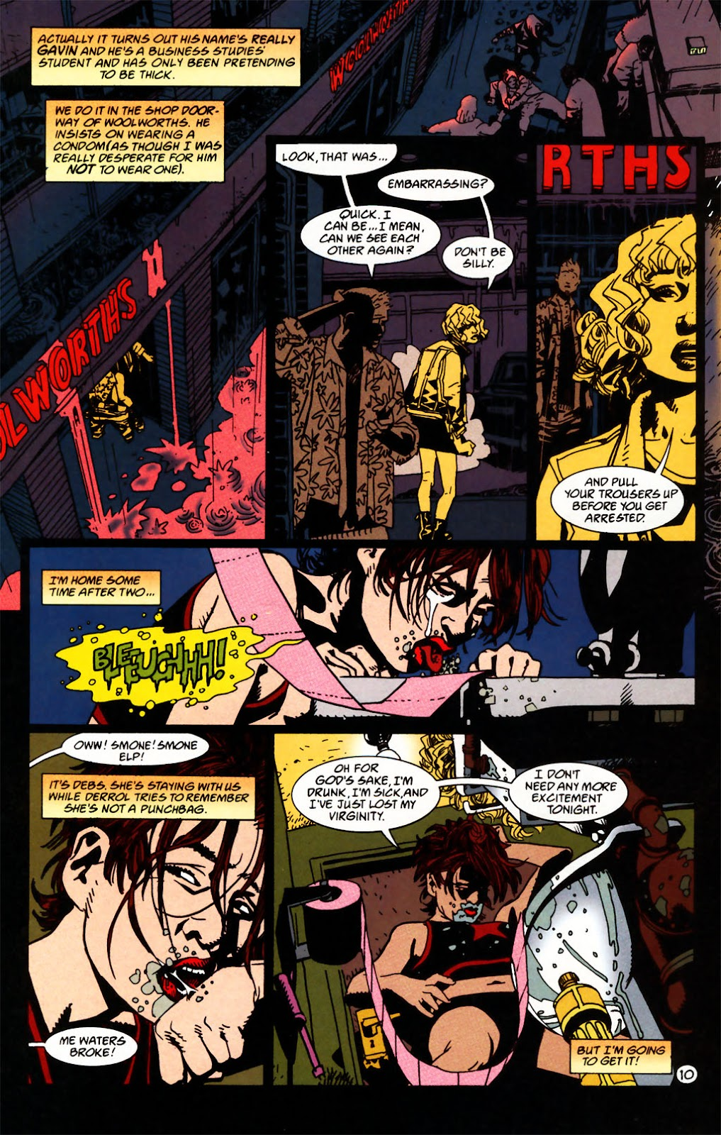Read online Girl comic -  Issue #2 - 13