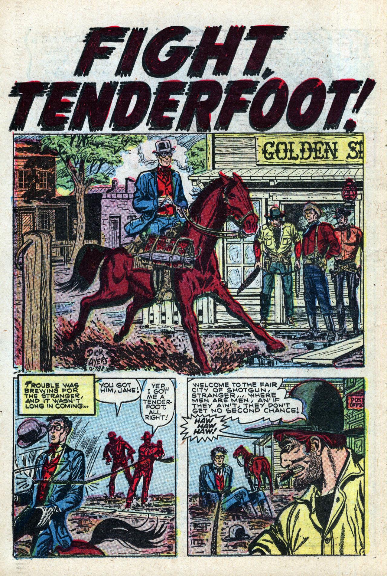 Read online Two-Gun Kid comic -  Issue #27 - 20