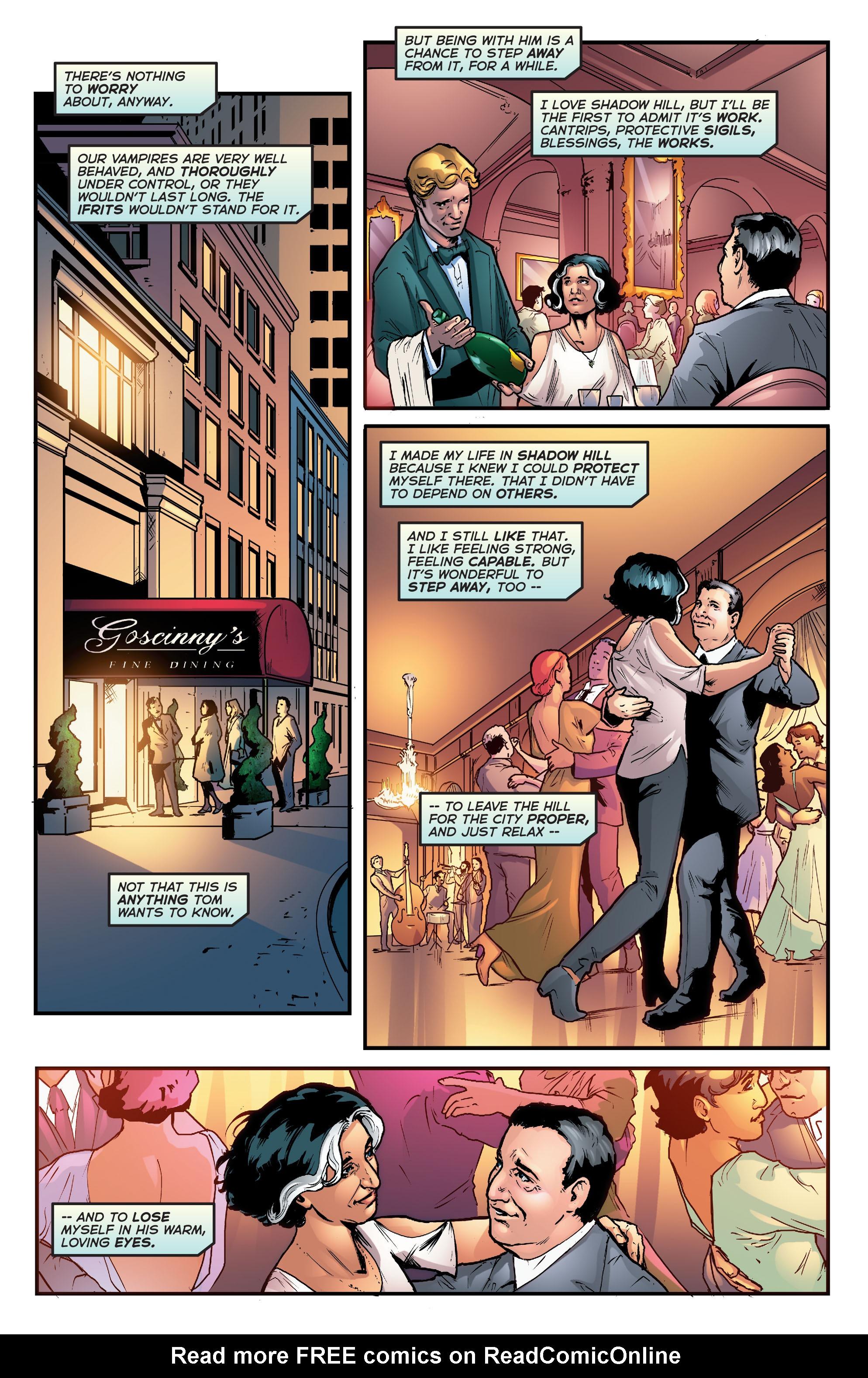 Read online Astro City comic -  Issue #39 - 21
