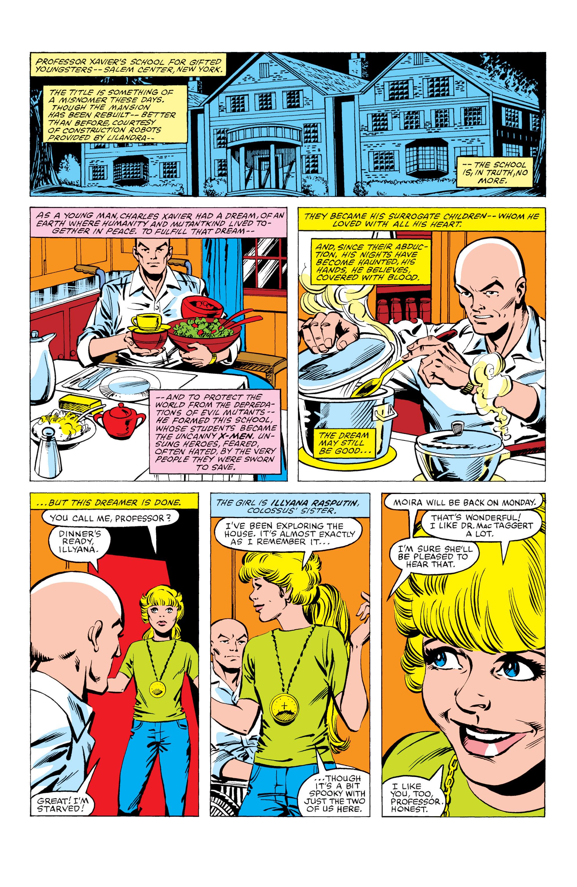 Read online Uncanny X-Men (1963) comic -  Issue #164 - 11