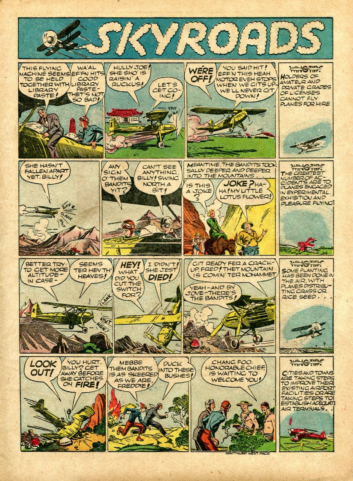 Read online Famous Funnies comic -  Issue #72 - 13