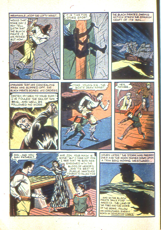Read online Sensation (Mystery) Comics comic -  Issue #6 - 24