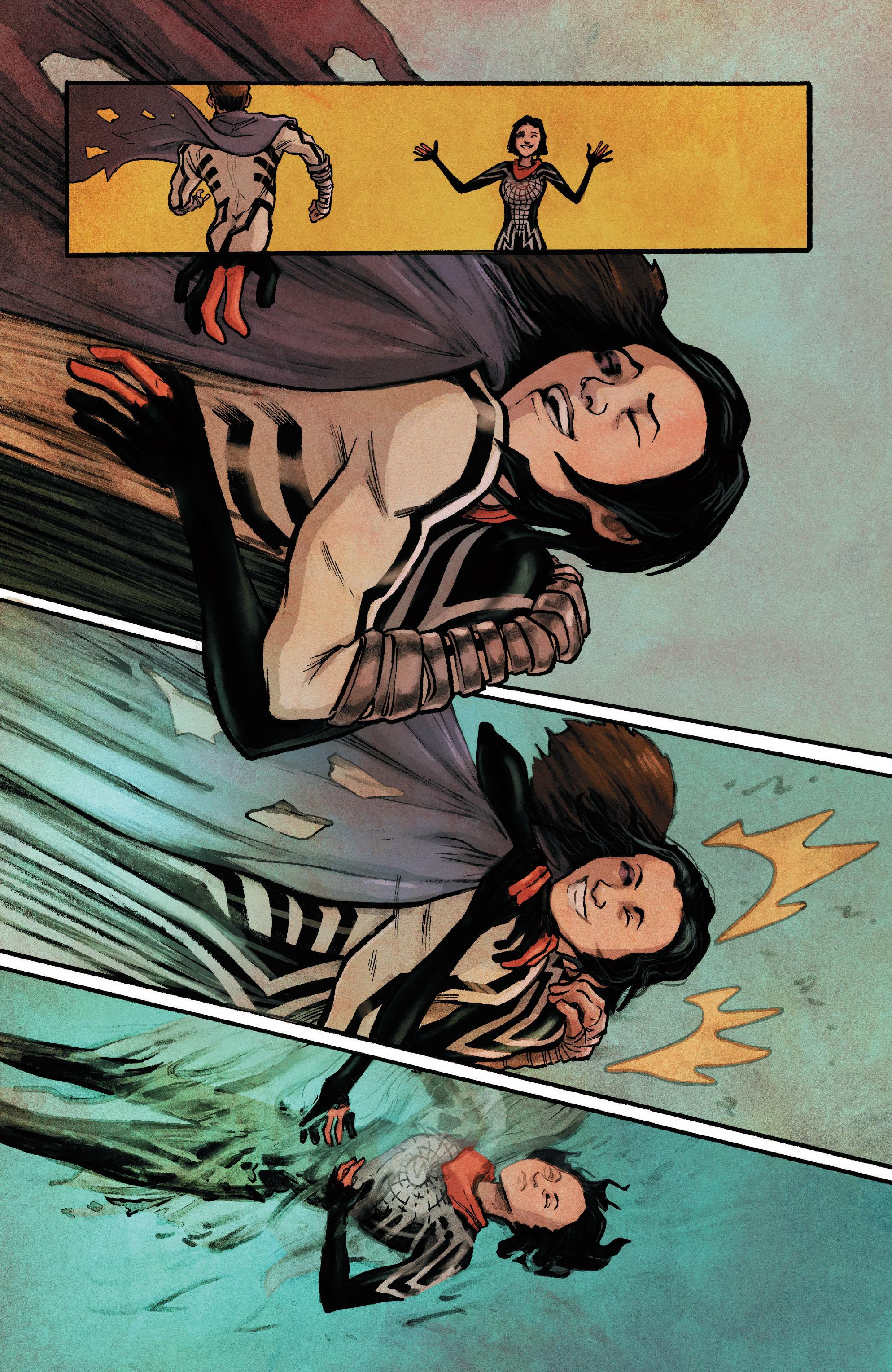 Read online Silk (2016) comic -  Issue #11 - 9