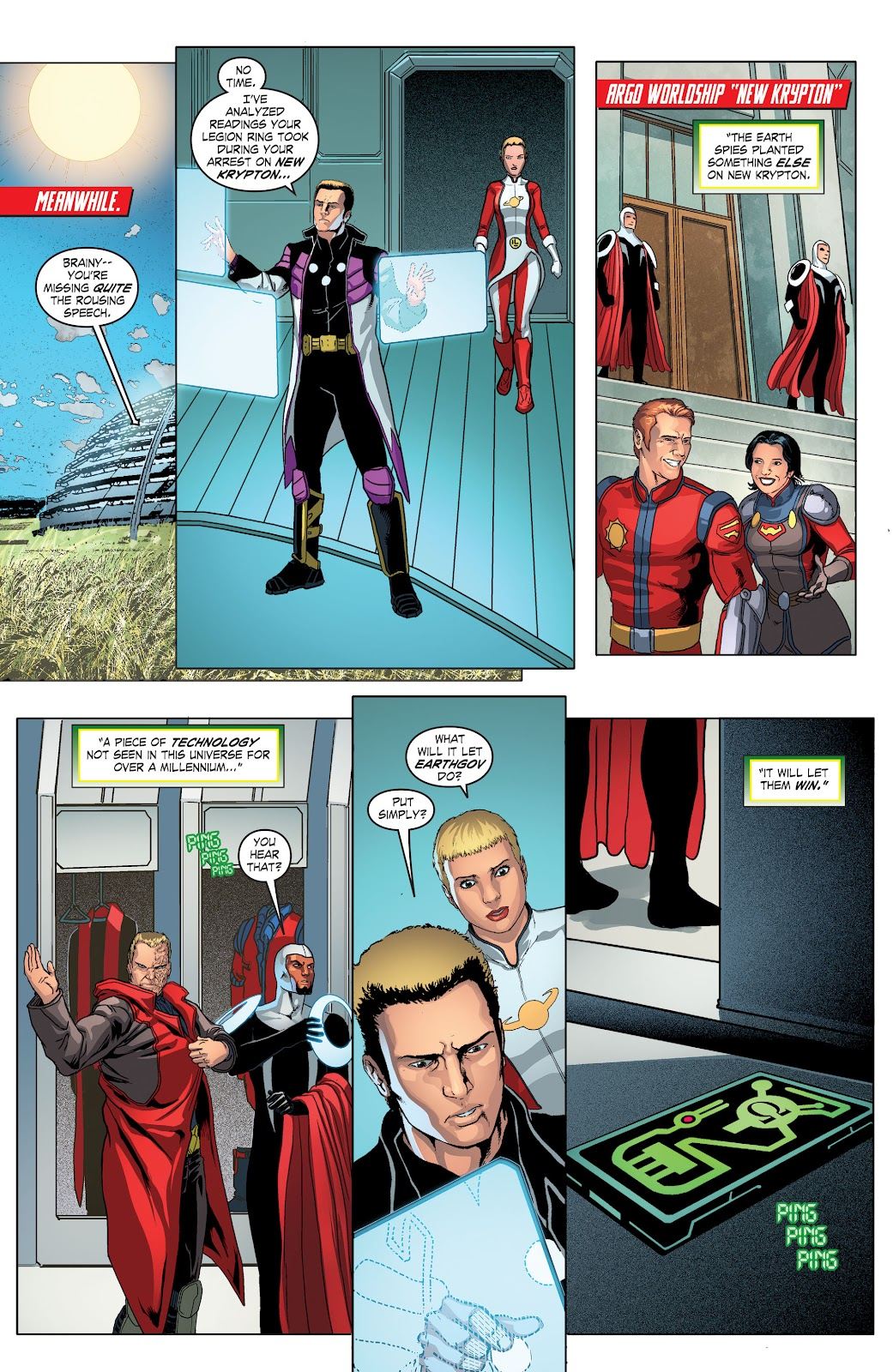 Read online Smallville Season 11 [II] comic -  Issue # TPB 4 - 74