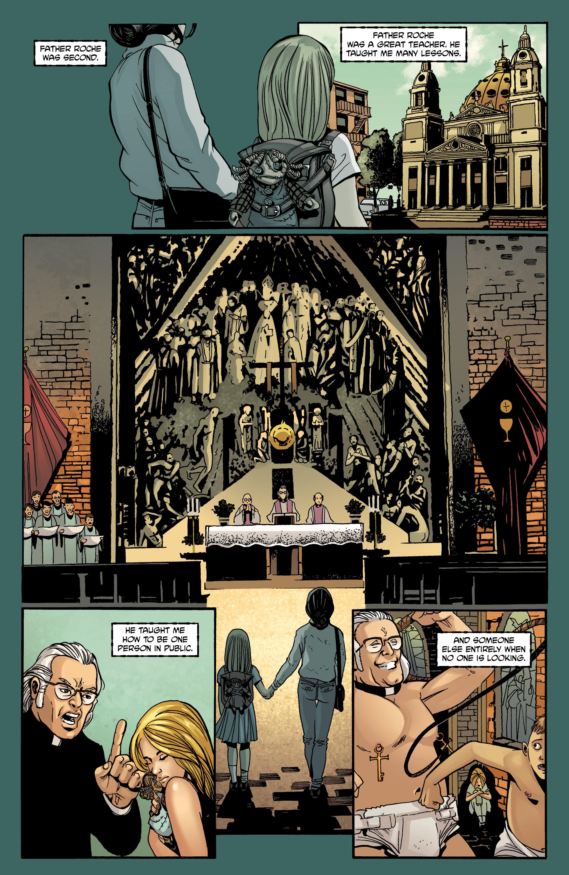 Read online Hellina: Scythe comic -  Issue #4 - 22
