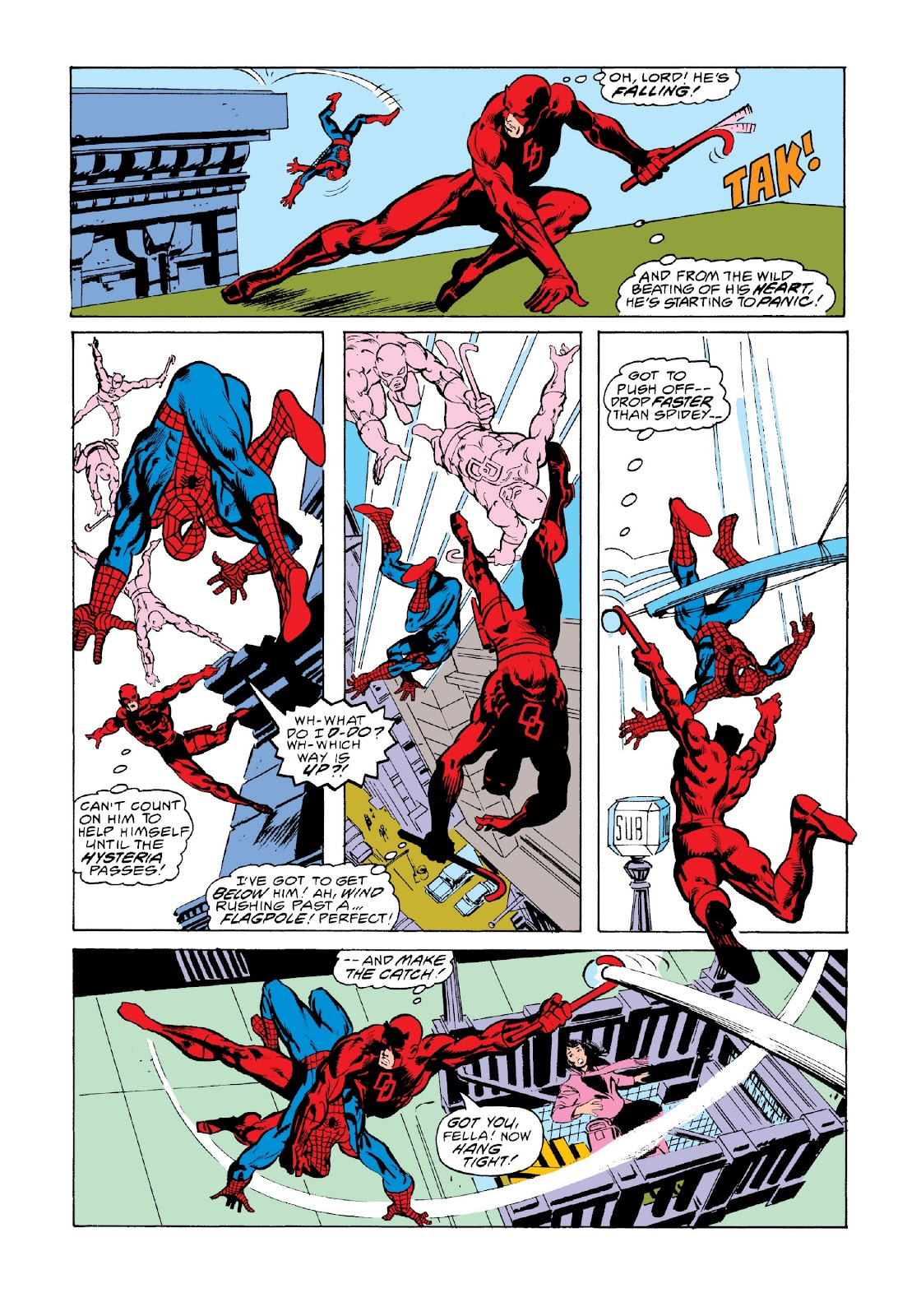 Read online Marvel Masterworks: The Spectacular Spider-Man comic -  Issue # TPB 2 (Part 3) - 10