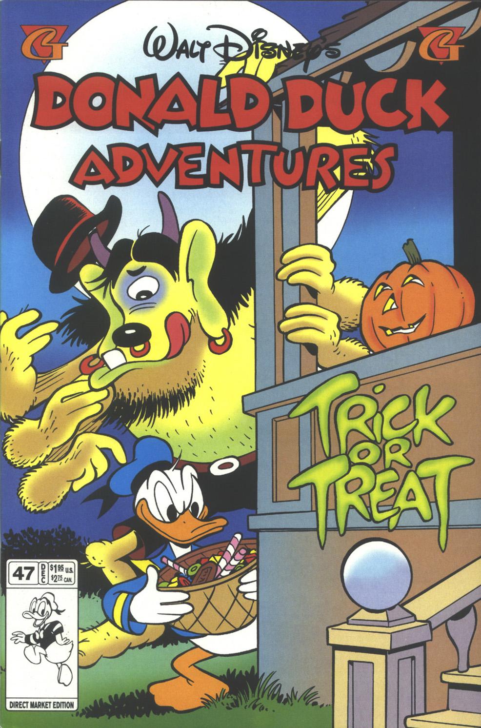 Walt Disney's Donald Duck Adventures (1987) issue 47 - Page 1