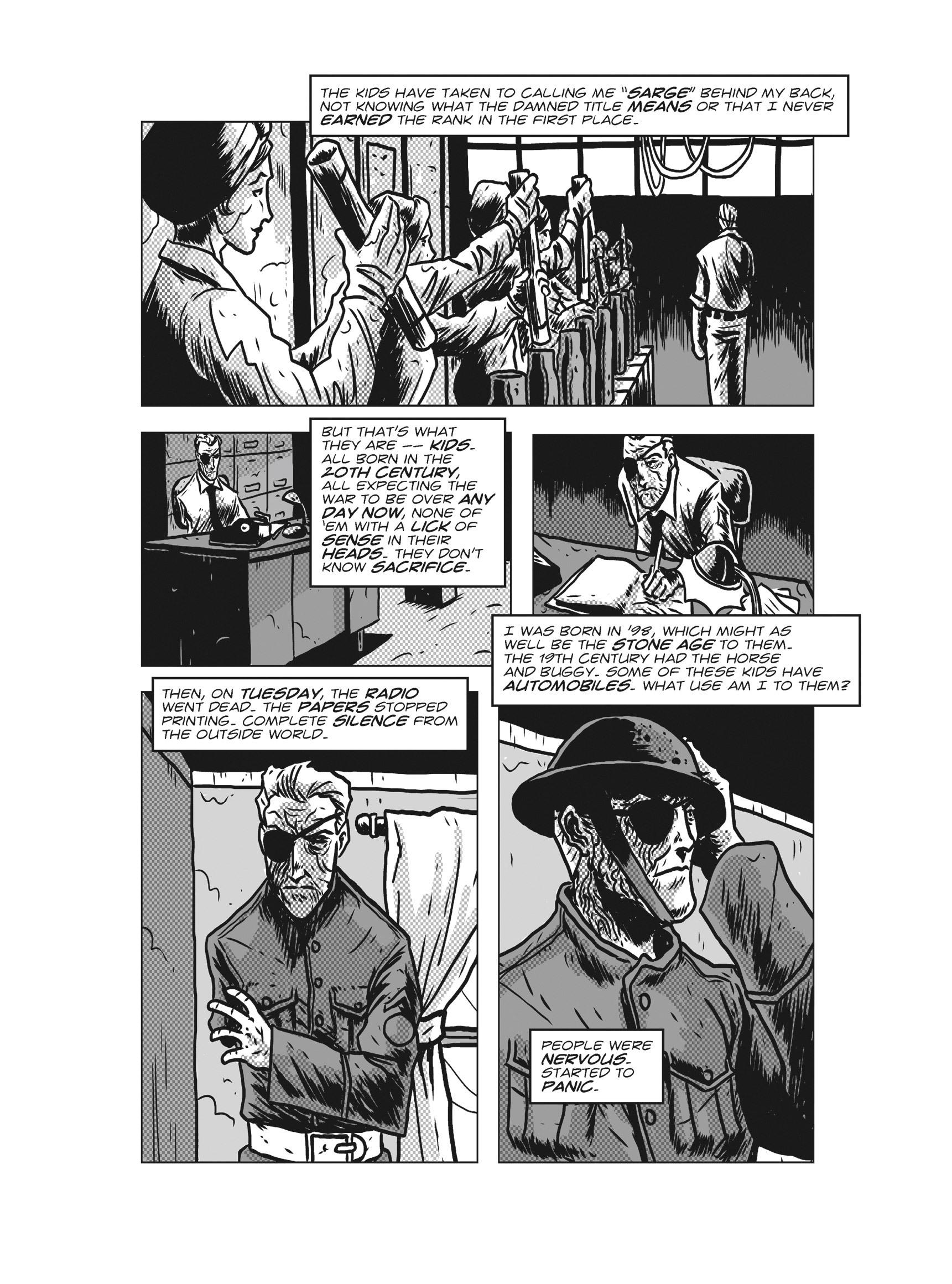 Read online FUBAR comic -  Issue #3 - 263