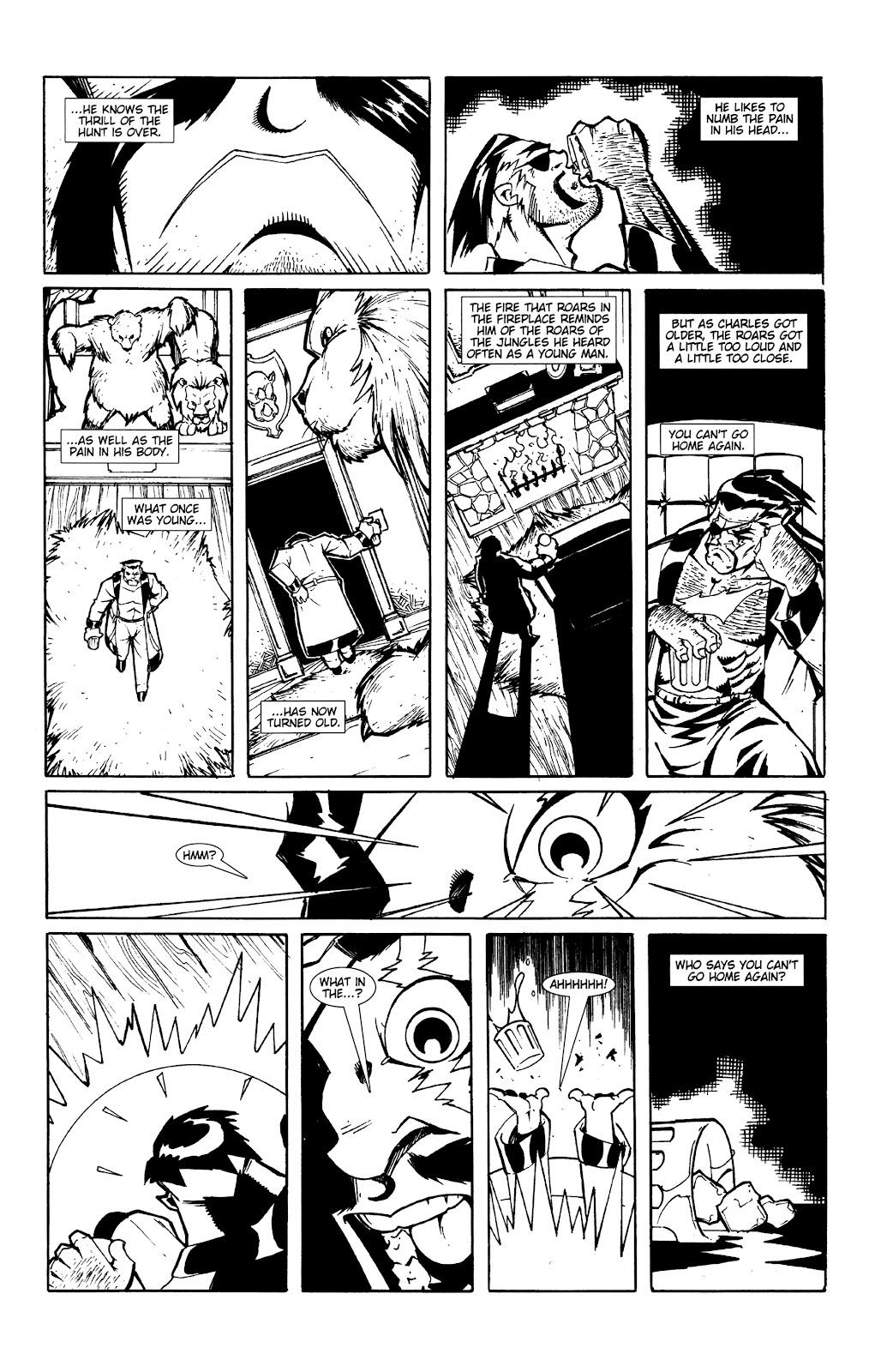 Warrior Nun Areala:  Dangerous Game Issue #1 #1 - English 5