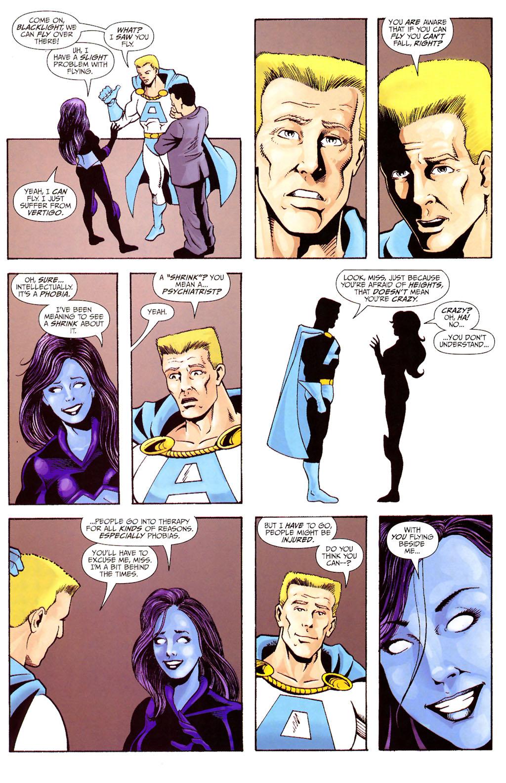 Read online ShadowHawk (2005) comic -  Issue #12 - 14