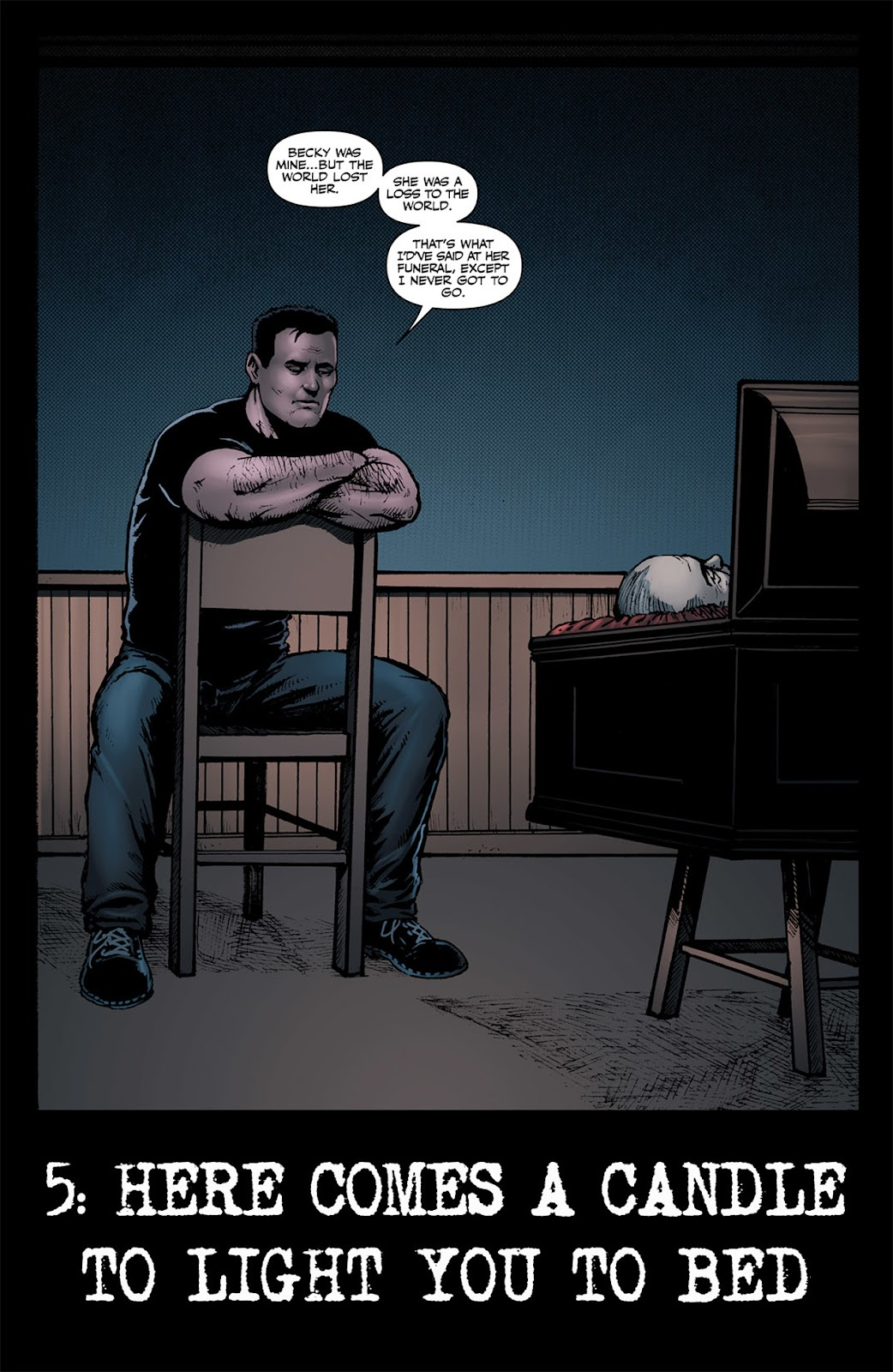 Read online The Boys: Butcher, Baker, Candlestickmaker comic -  Issue #5 - 3