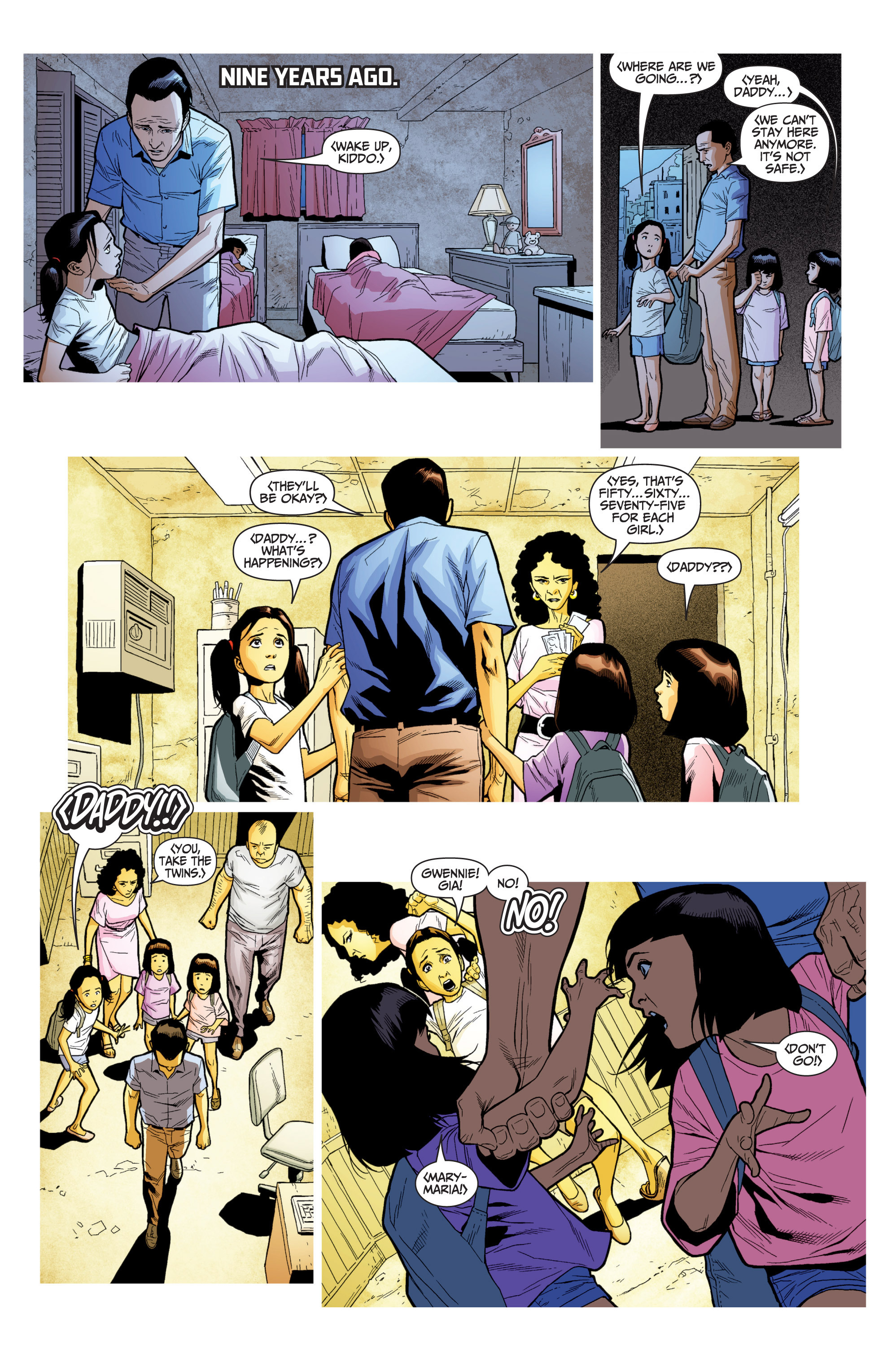 Read online Archer and Armstrong comic -  Issue #Archer and Armstrong _TPB 7 - 19