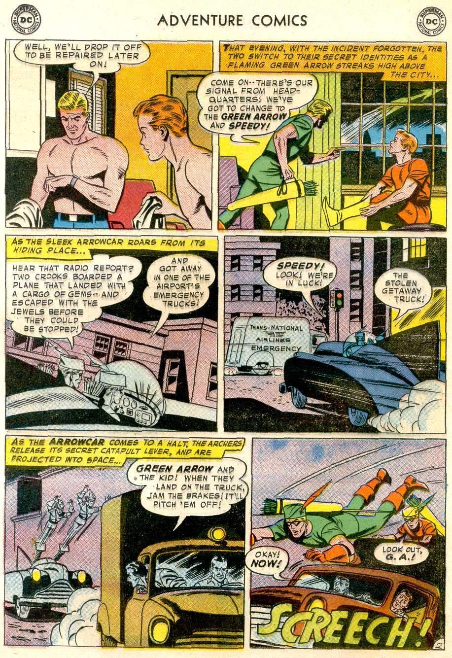 Read online Adventure Comics (1938) comic -  Issue #248 - 16