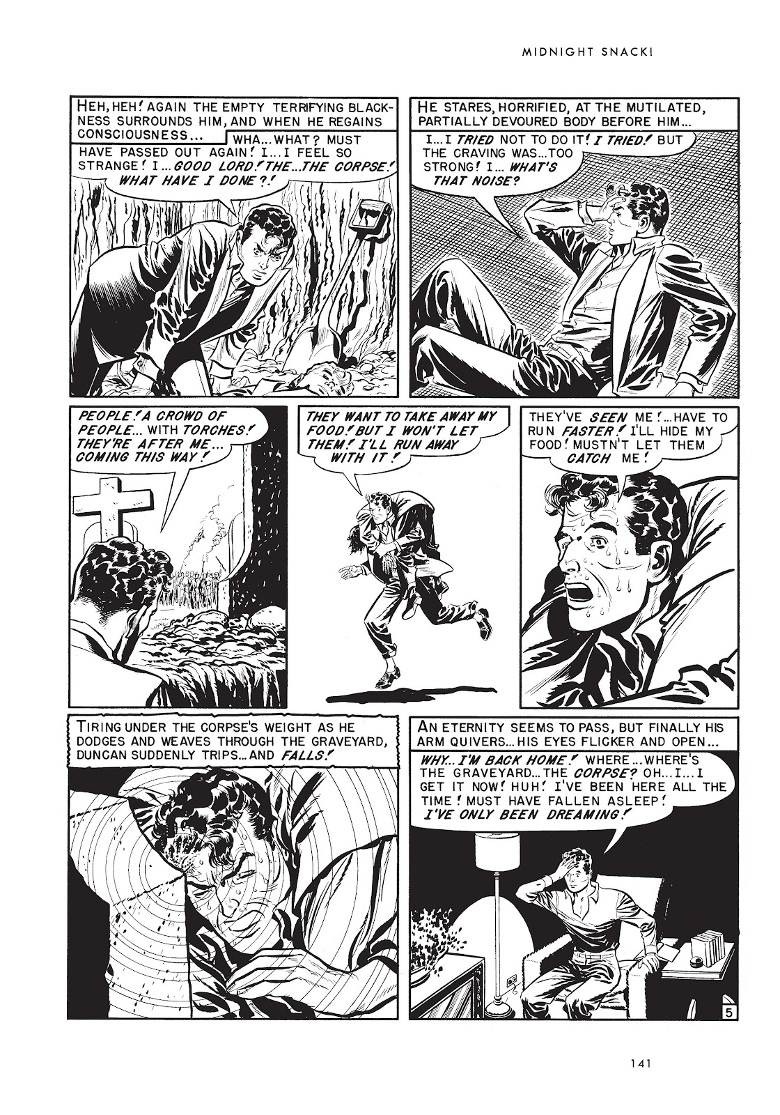 Read online Voodoo Vengeance and Other Stories comic -  Issue # TPB (Part 2) - 59