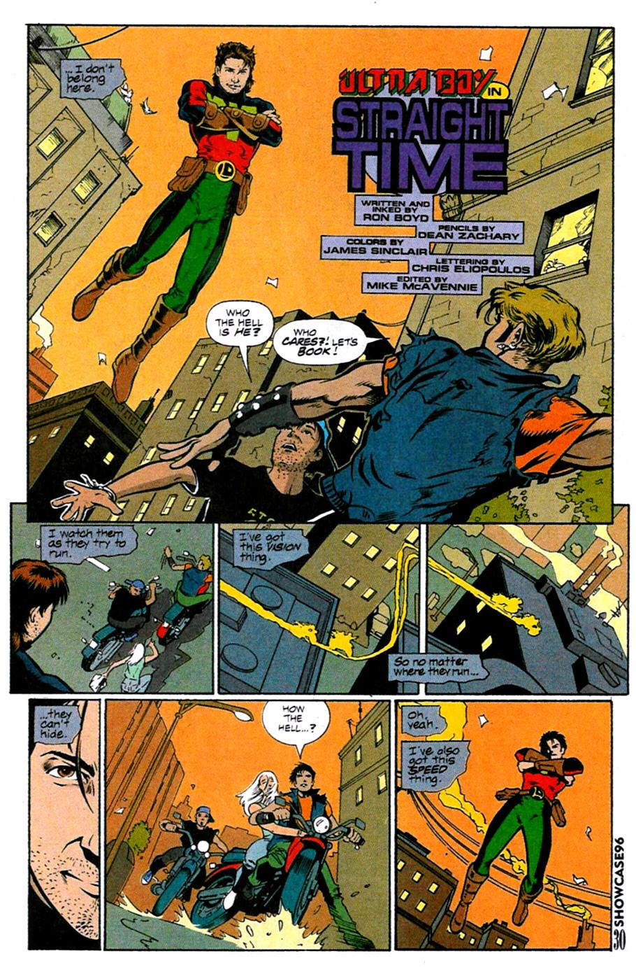 Read online Showcase '96 comic -  Issue #10 - 31