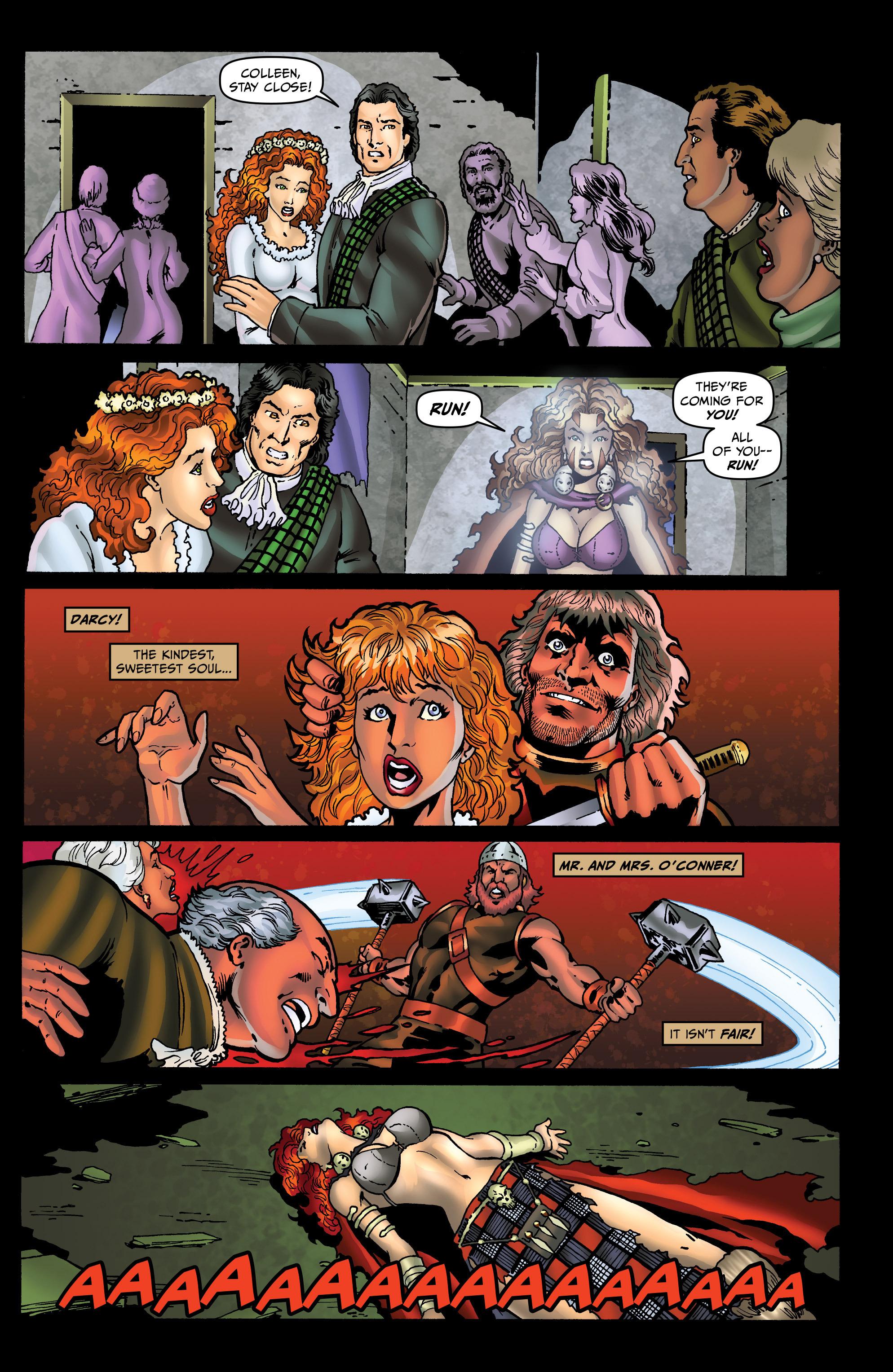 Read online Belladonna: Origins comic -  Issue #5 - 16