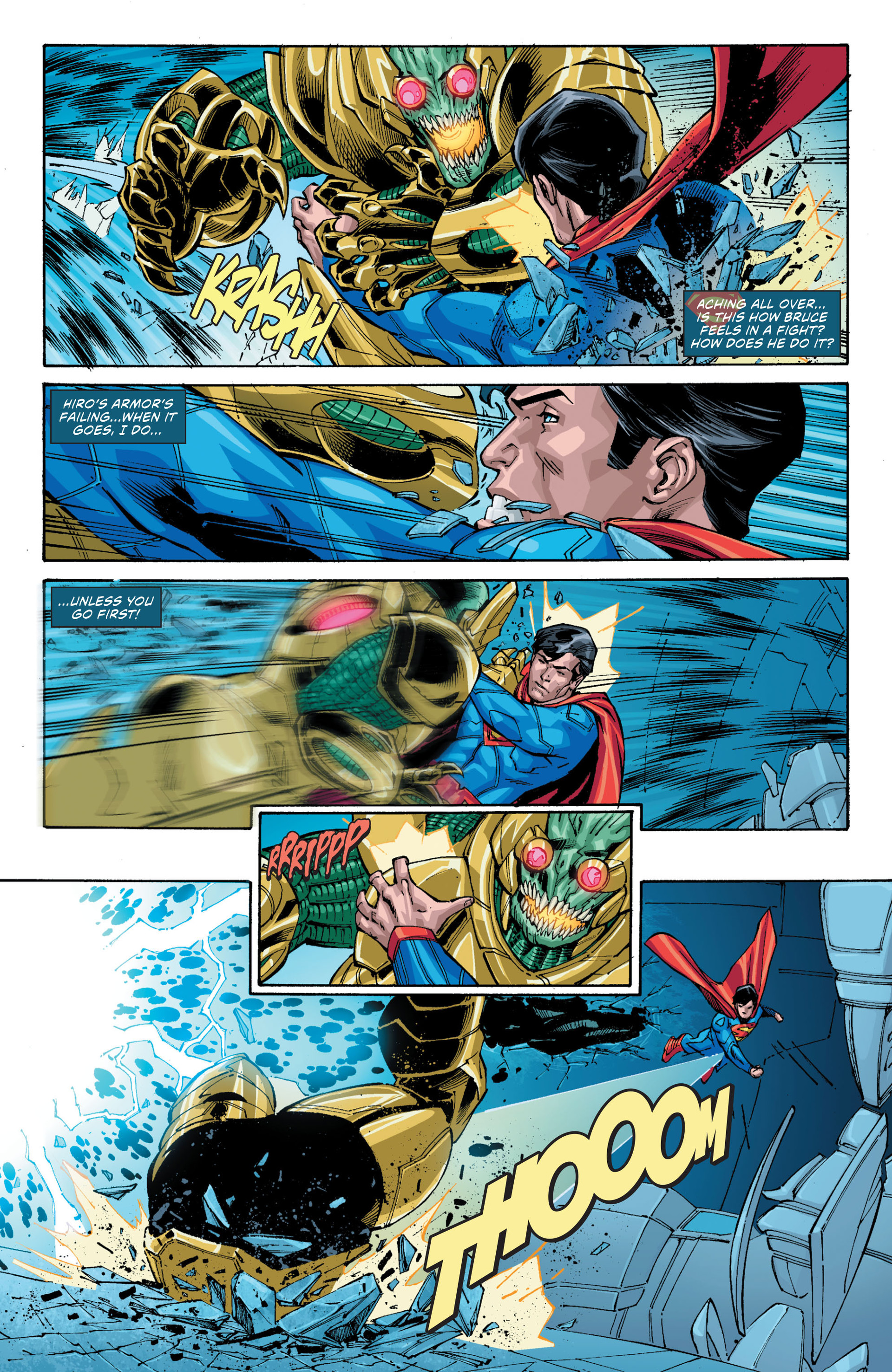 Read online Worlds' Finest comic -  Issue #21 - 16