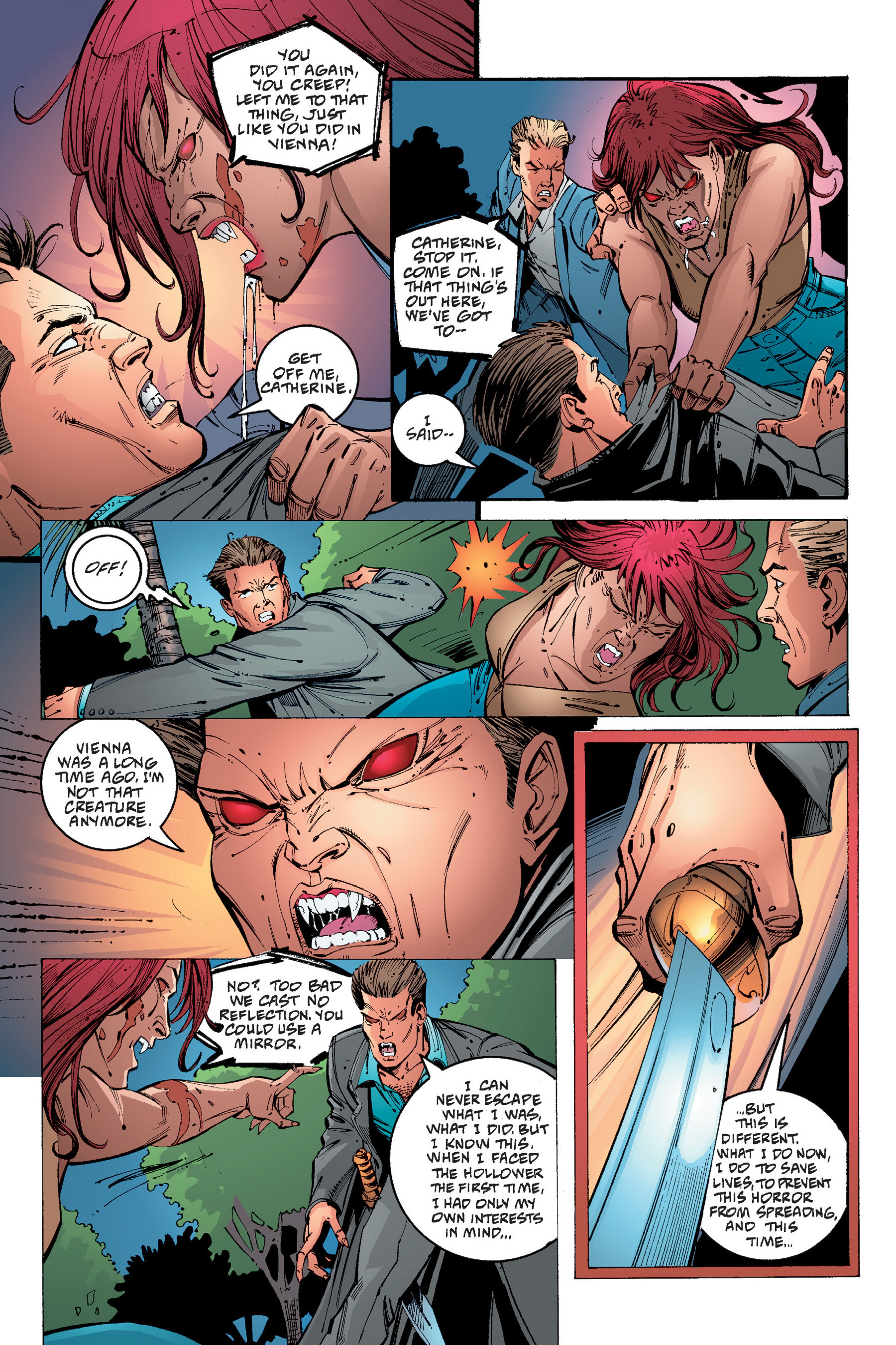 Read online Buffy the Vampire Slayer: Omnibus comic -  Issue # TPB 4 - 321