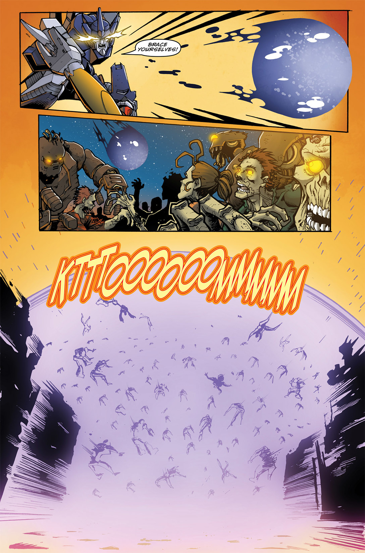 Read online Transformers: Infestation comic -  Issue #2 - 13