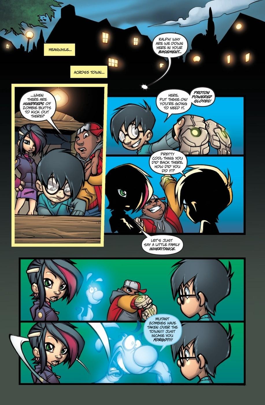 Read online Ralph Filmore comic -  Issue # Full - 49