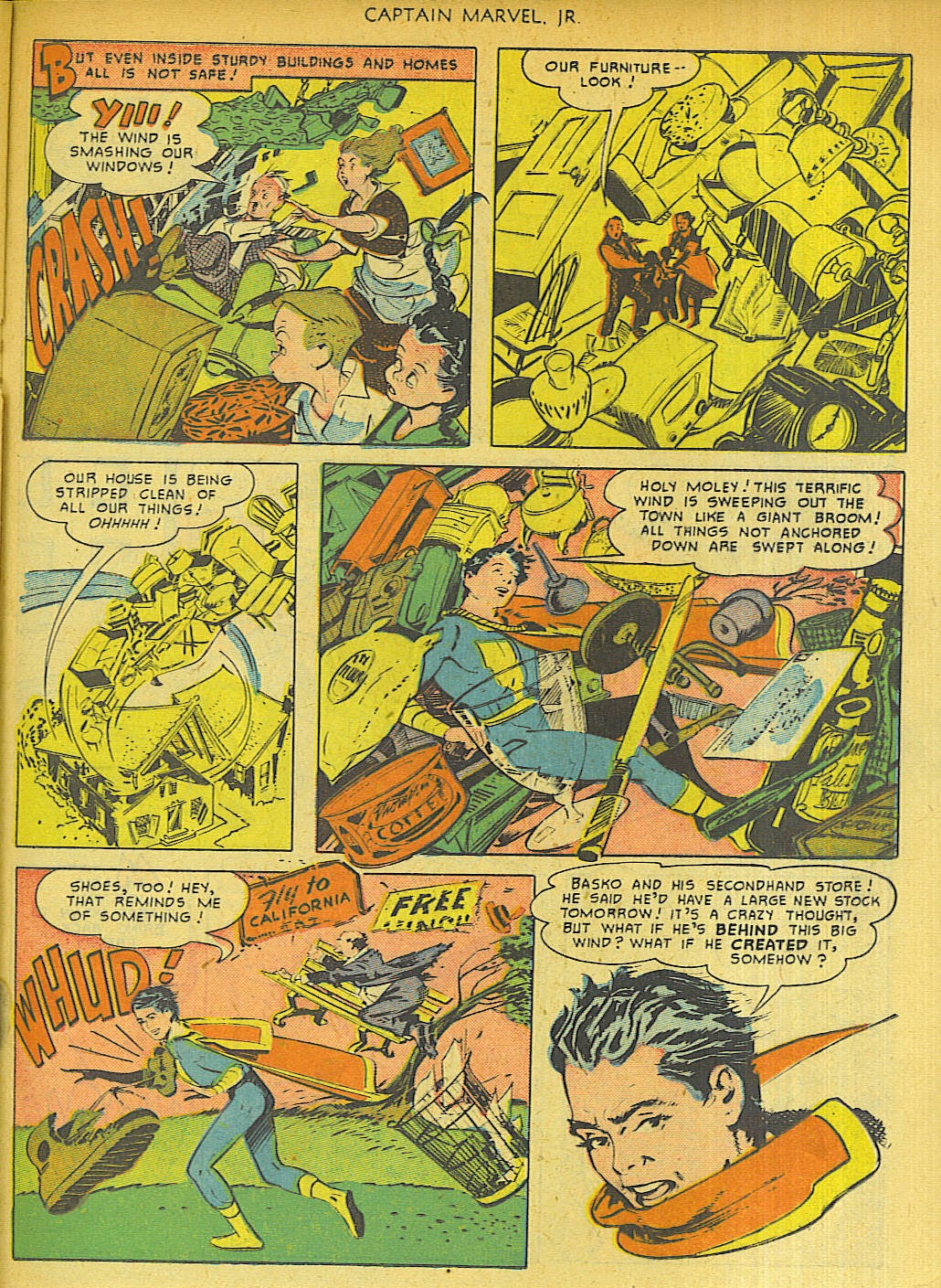 Captain Marvel, Jr. issue 96 - Page 29