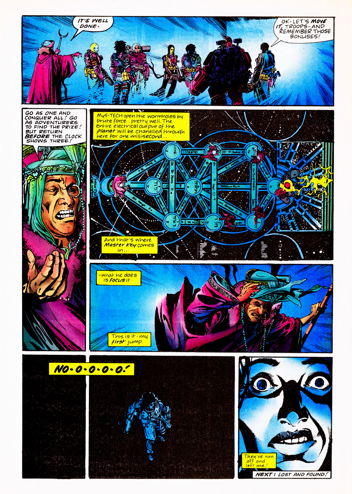 Read online Overkill comic -  Issue #1 - 25