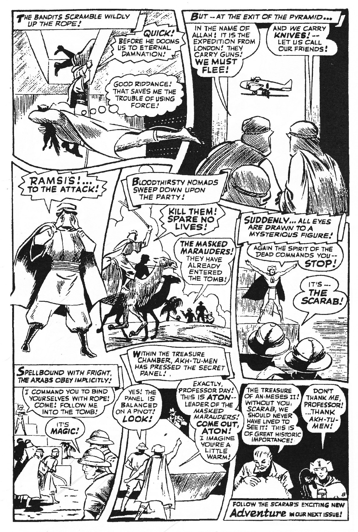 Read online Men of Mystery Comics comic -  Issue #83 - 106