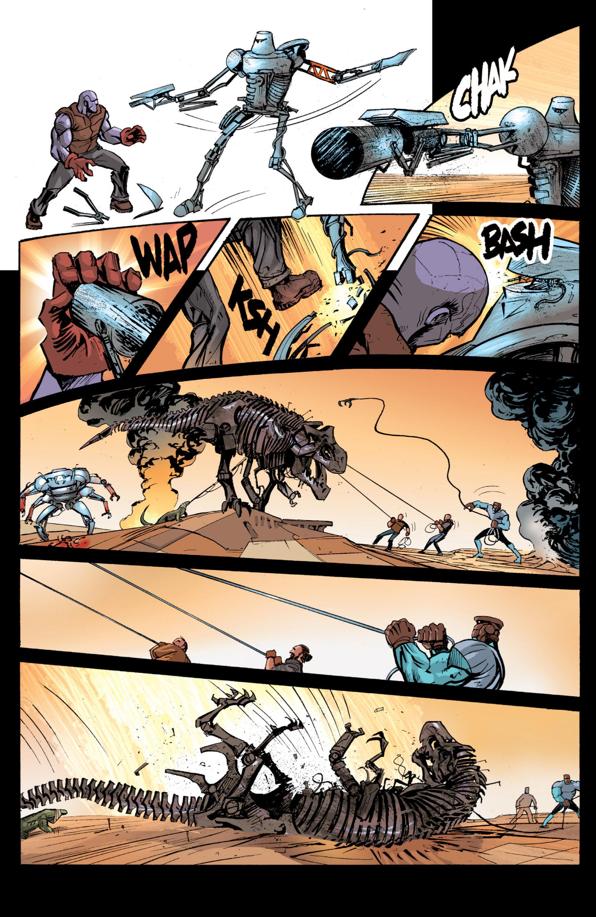Read online Planetoid comic -  Issue # TPB - 147