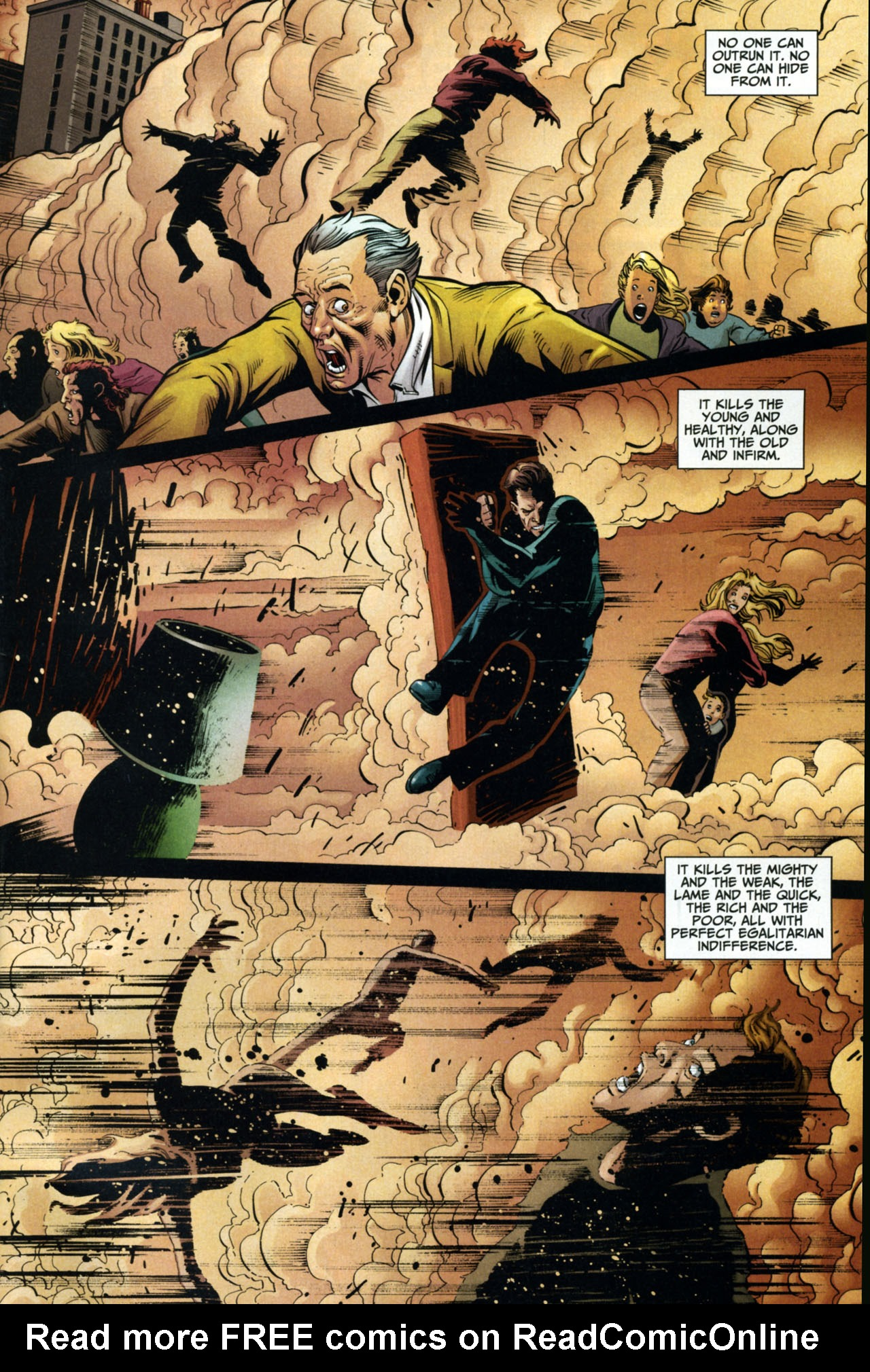 Read online Shadowpact comic -  Issue #15 - 21