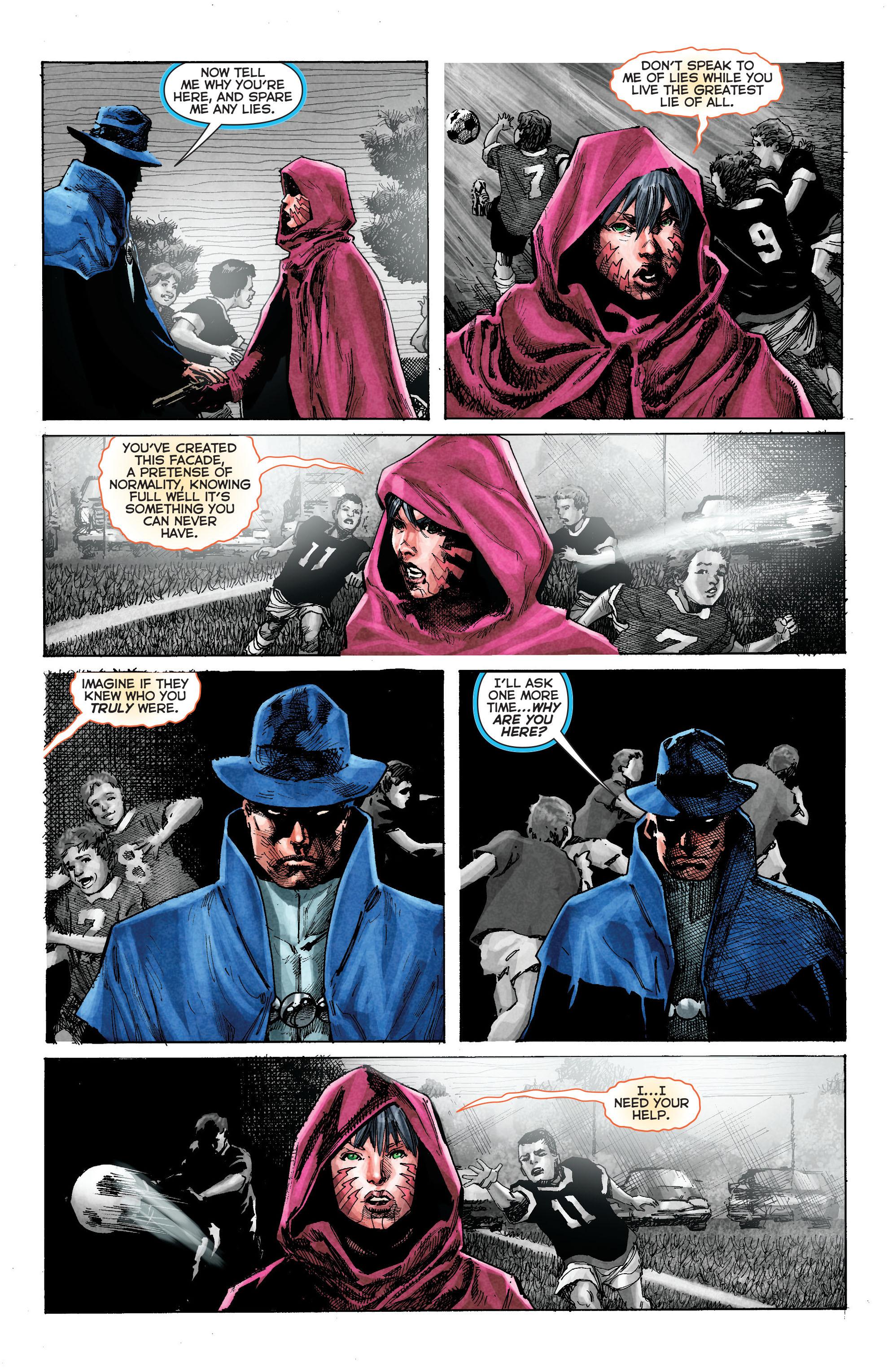 Read online Trinity of Sin: The Phantom Stranger comic -  Issue #2 - 5