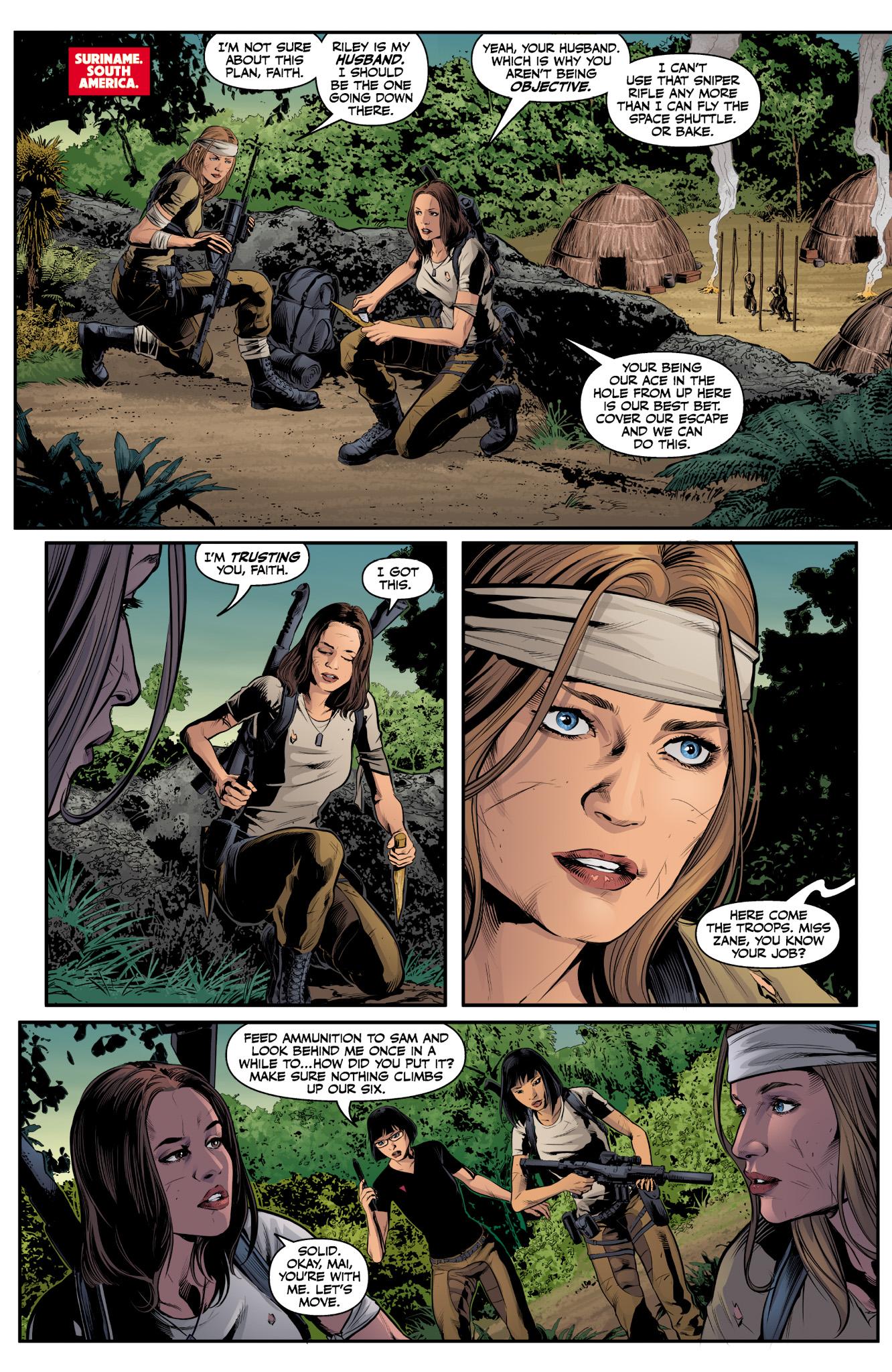Read online Angel & Faith Season 10 comic -  Issue #9 - 8