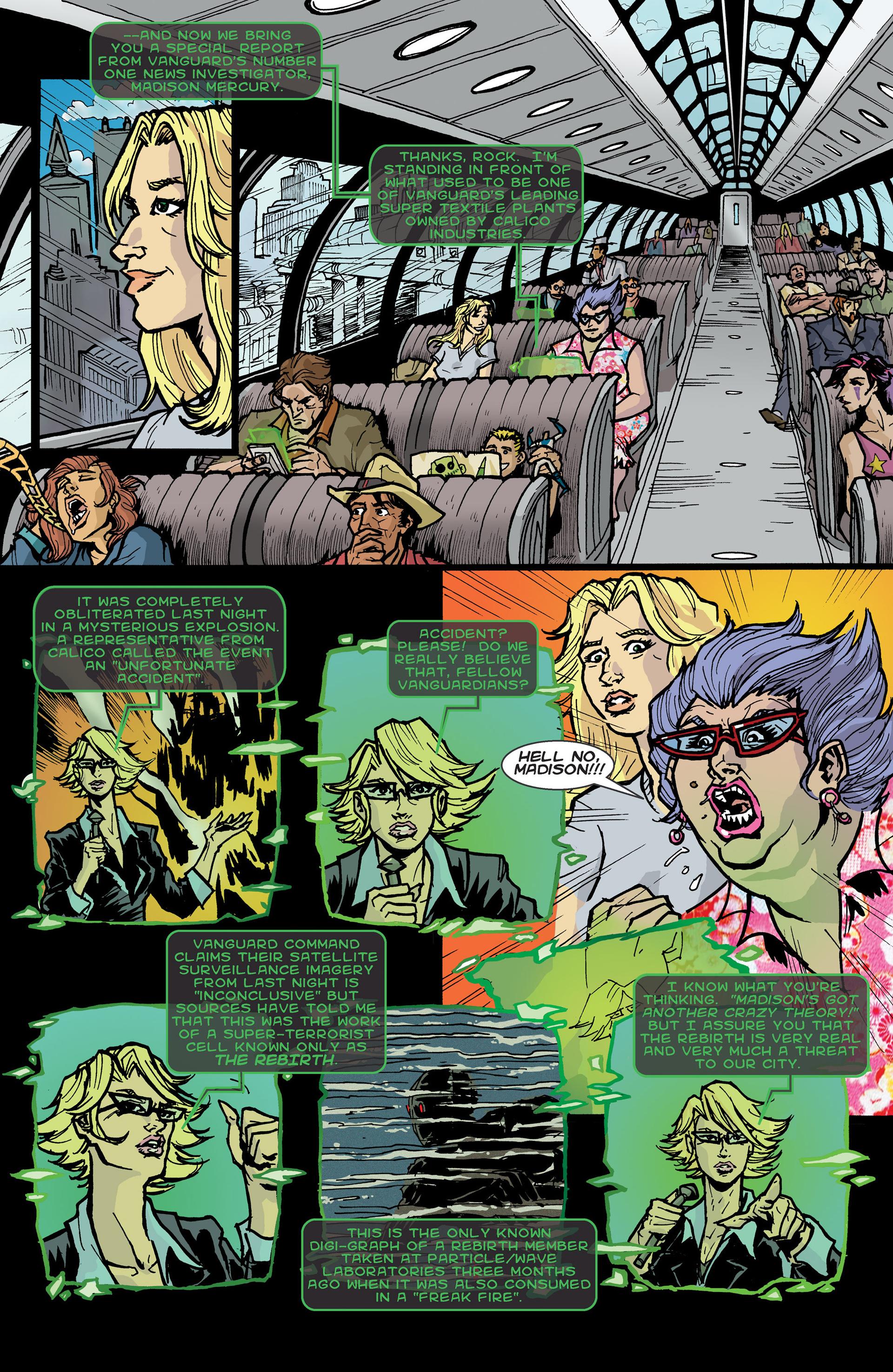 Read online Birth of Venus comic -  Issue #1 - 9